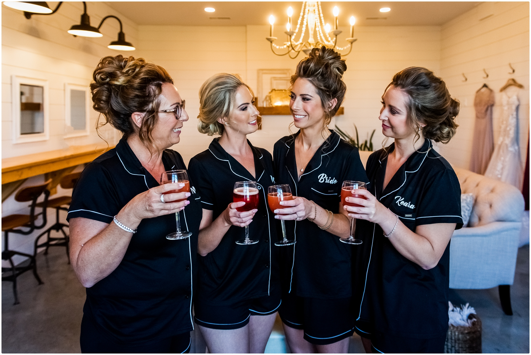 Barn Wedding - Sweet Haven Bar Wedding Photography
