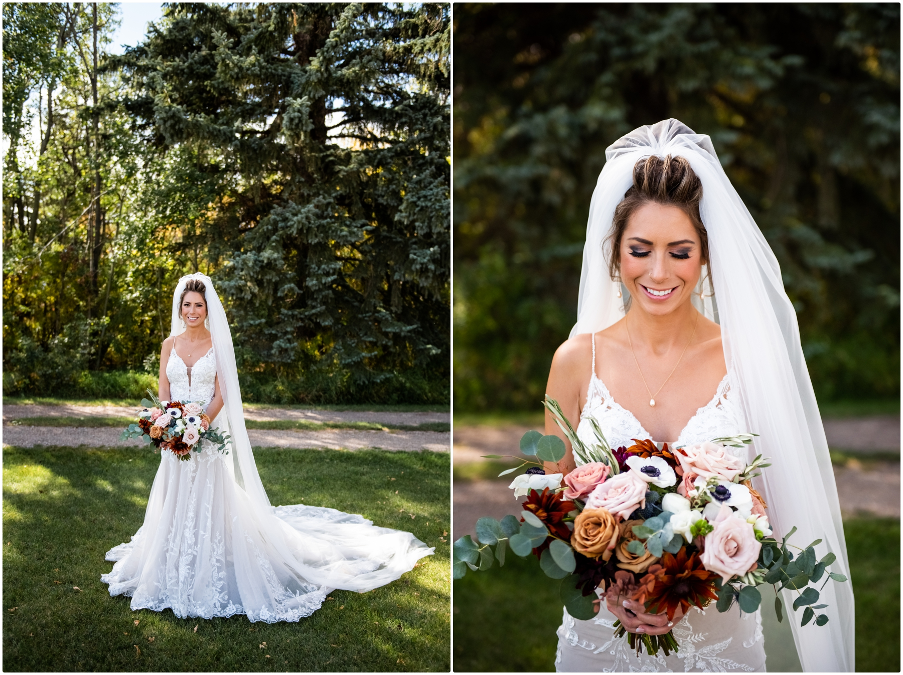 Bridal Portraits - Sweet Haven Barn
