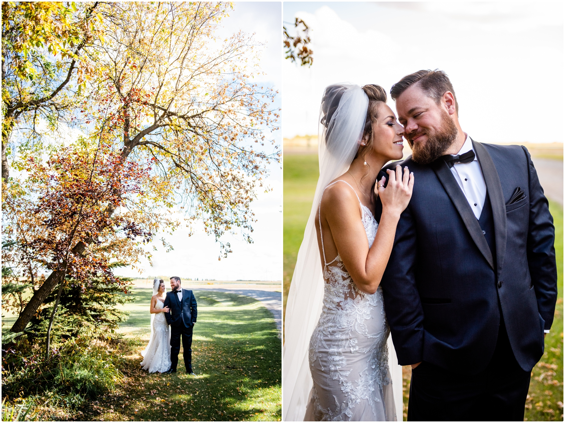 Bride & Groom Photographer - Sweet Haven Barn
