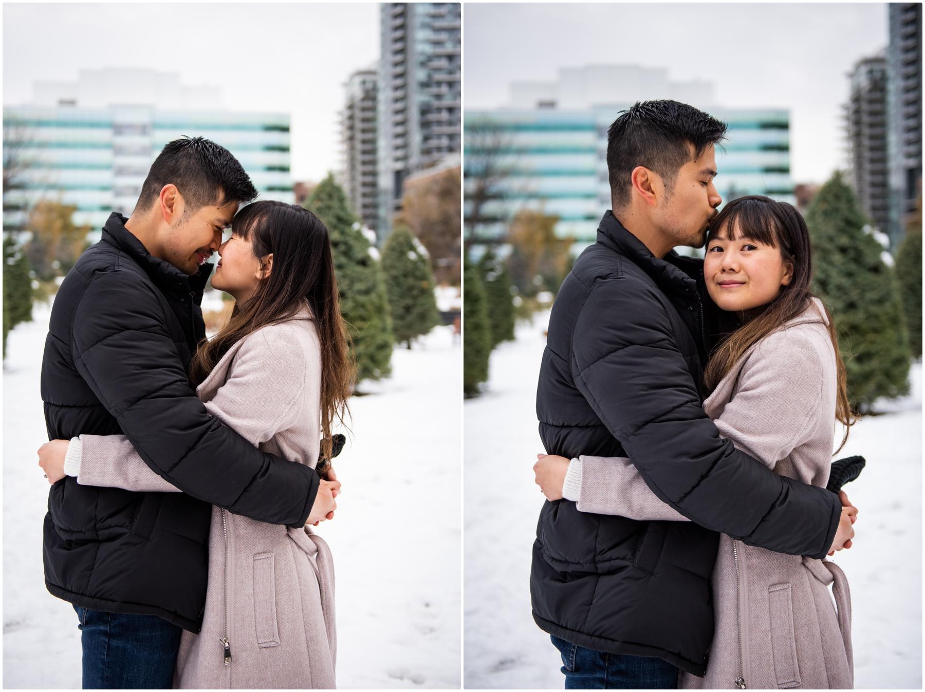 Calgary Central Memorial Park Family Photographers
