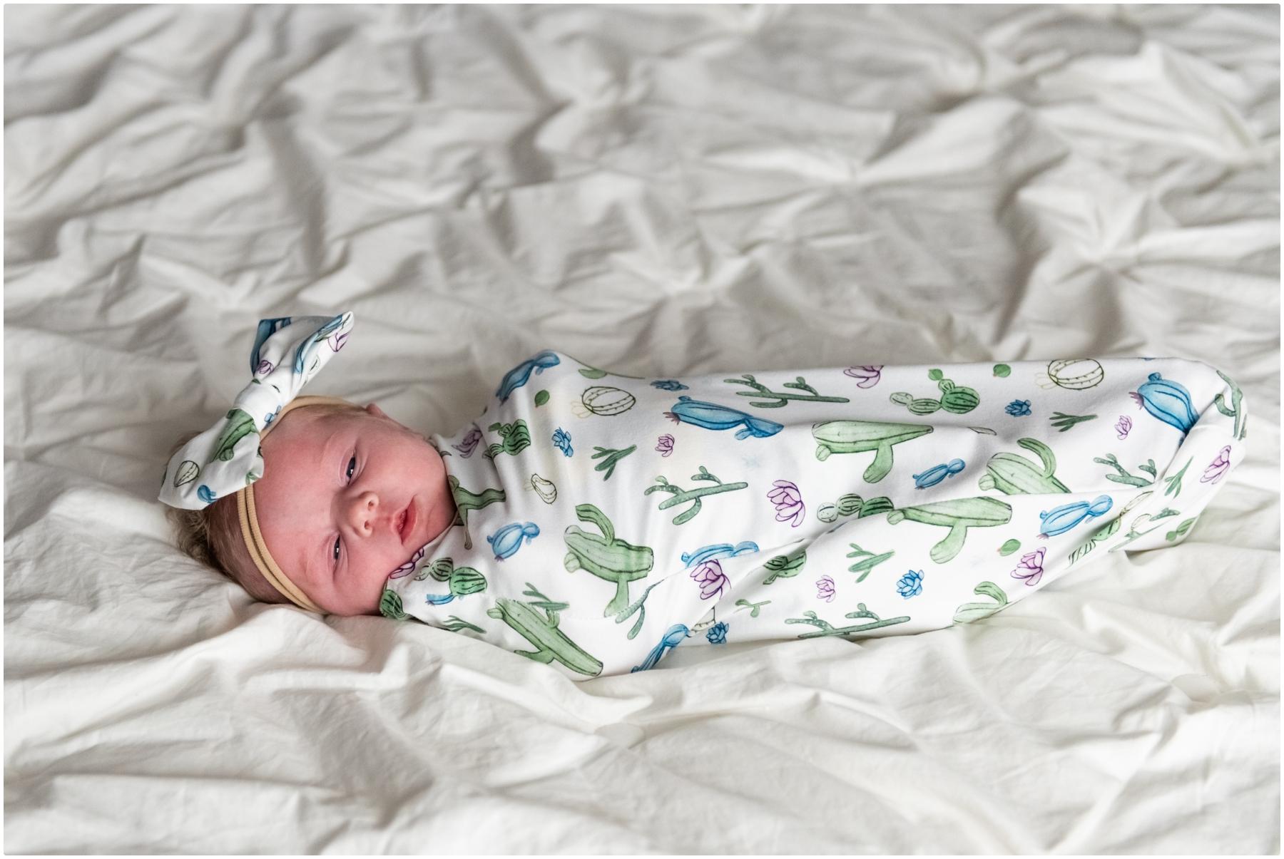 Calgary Newborn Photographer Calgary - Family At Home Newborn Photography