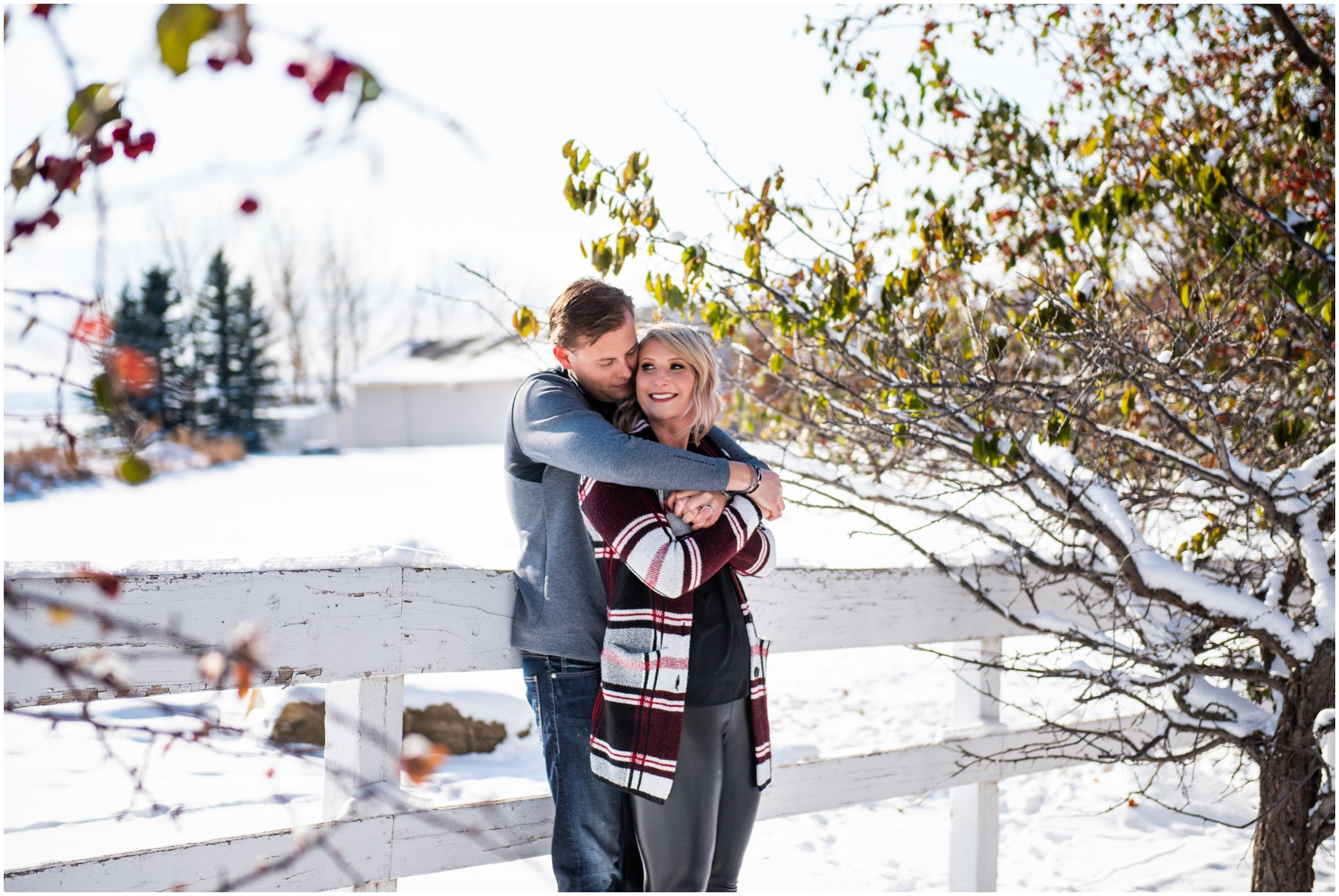 Calgary Pregnancy Announcement Photography - Calgary Maternity Photographers