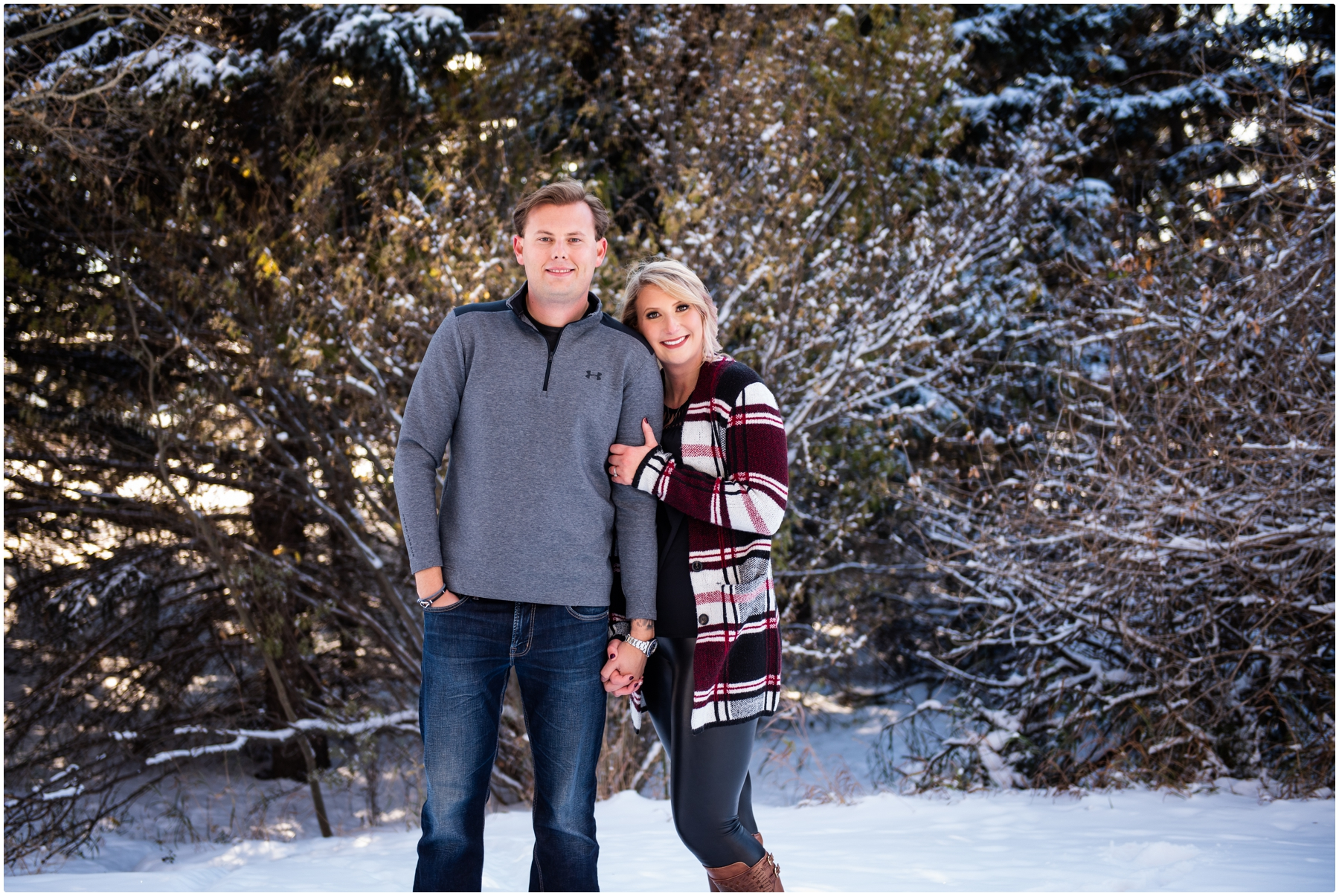 Calgary Pregnancy Announcement Photos- Calgary Maternity Photographer