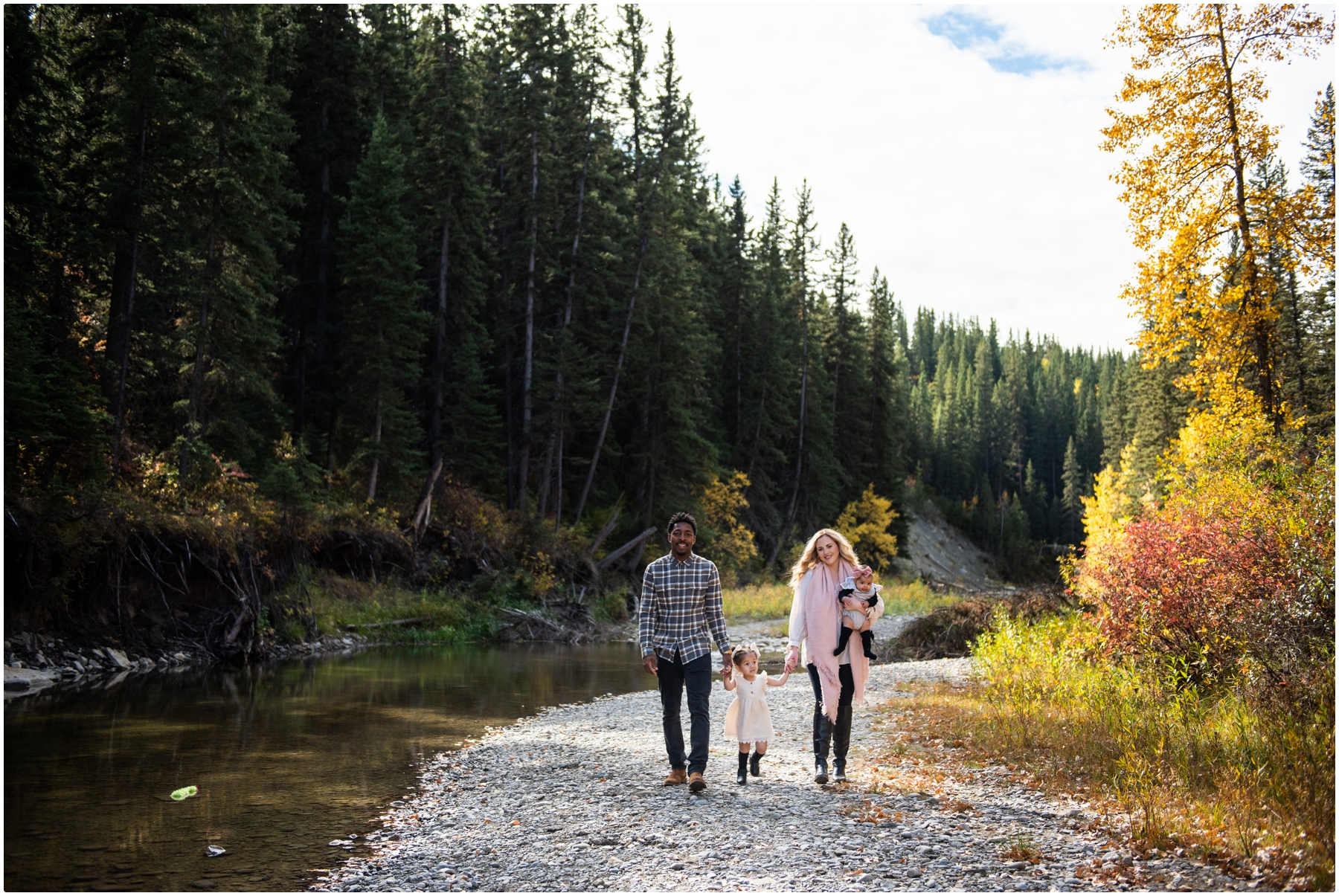 Calgary Shannon Terrace Family Photography