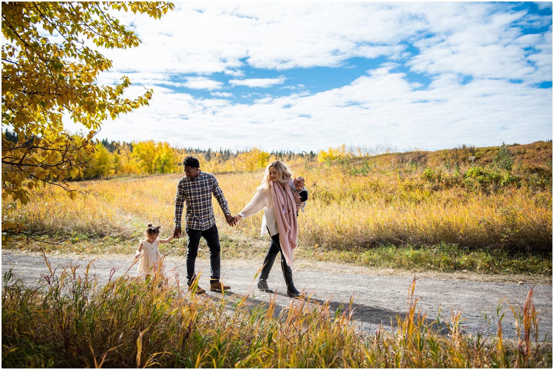 Calgary Shannon Terrace Family Photos