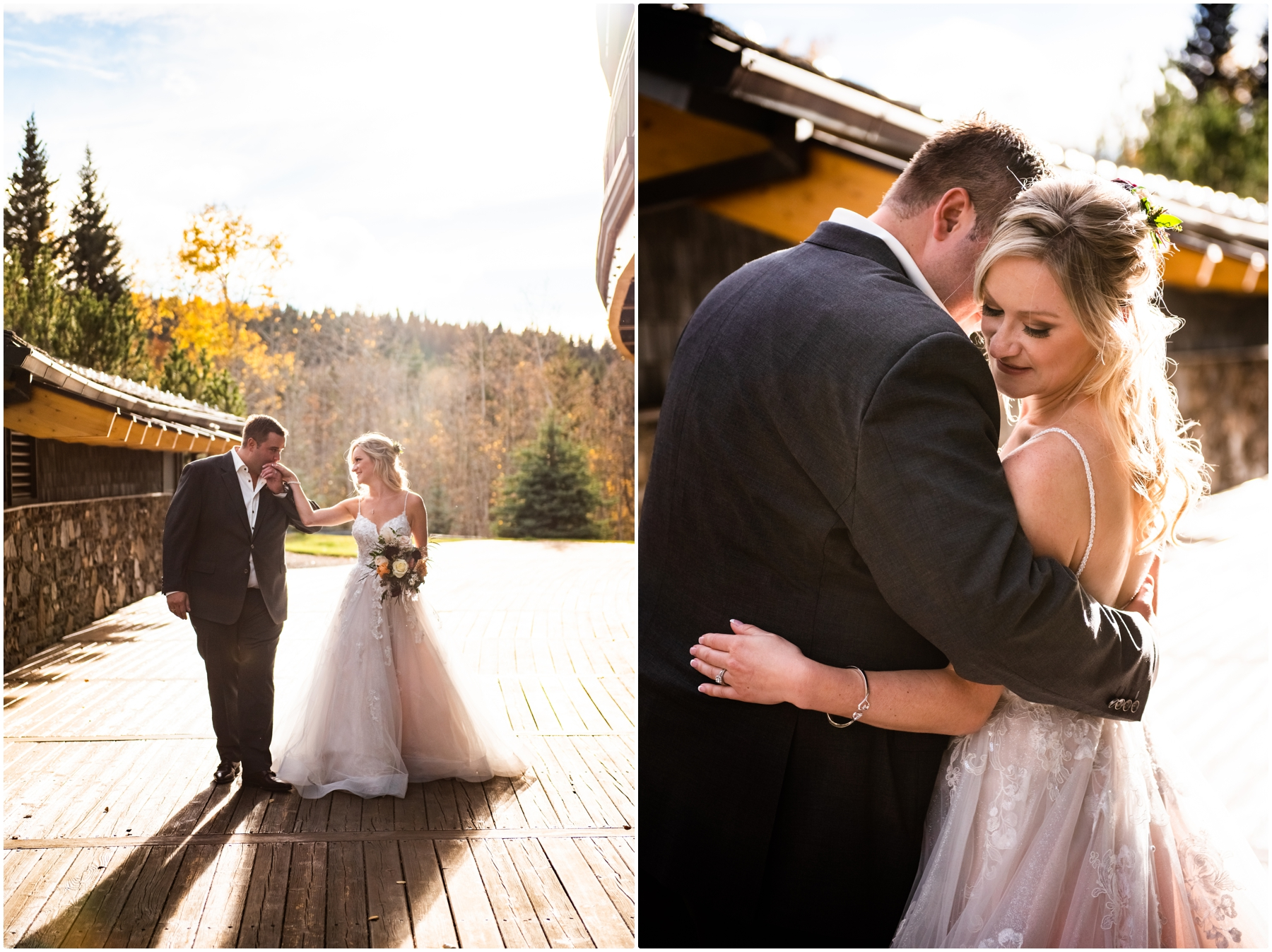 Calgary Wedding Photography - Azuridge Estate Hotel Wedding Photos
