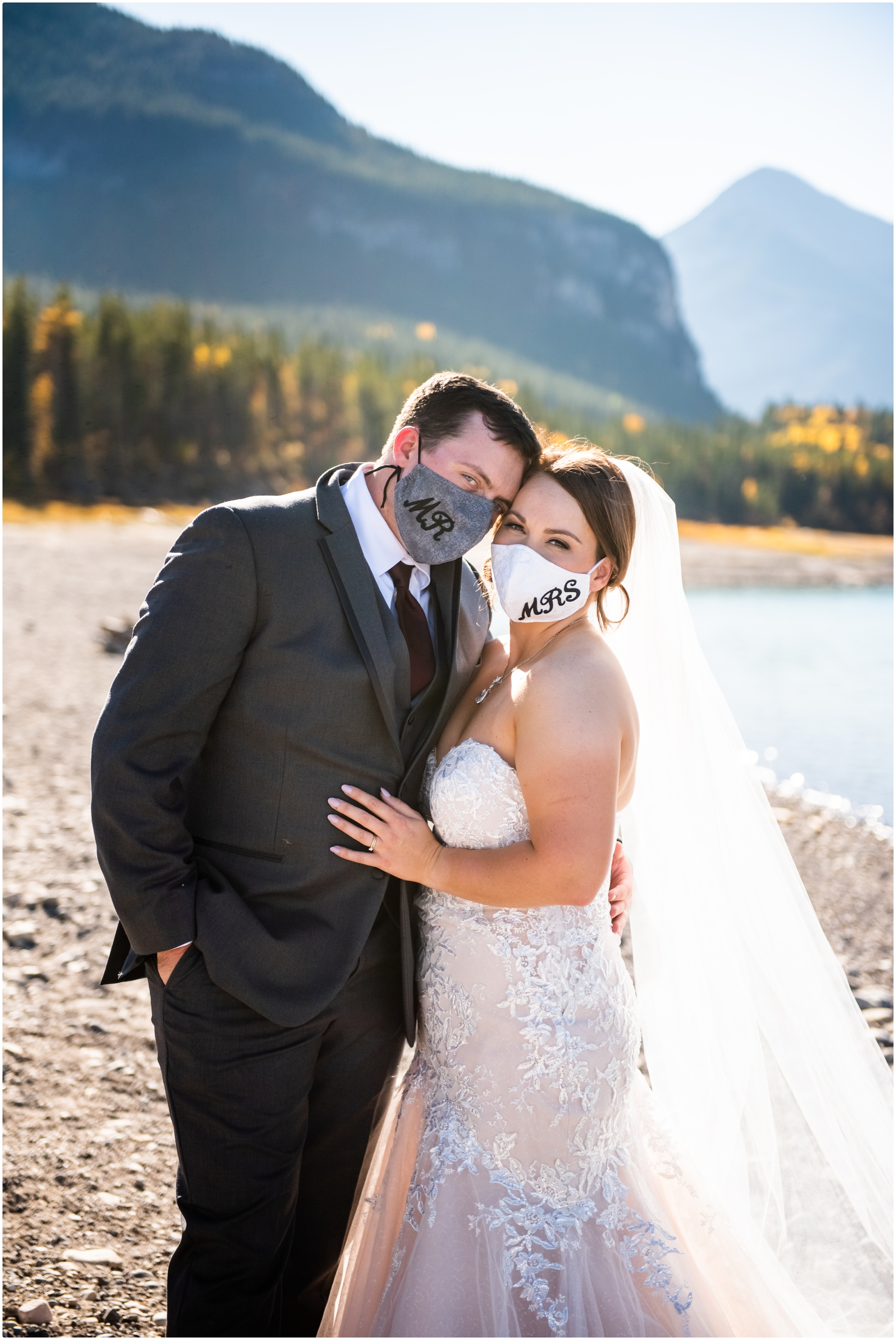 Canmore Wedding Photographer- Rocky Mountain Intimate Elopement Photography