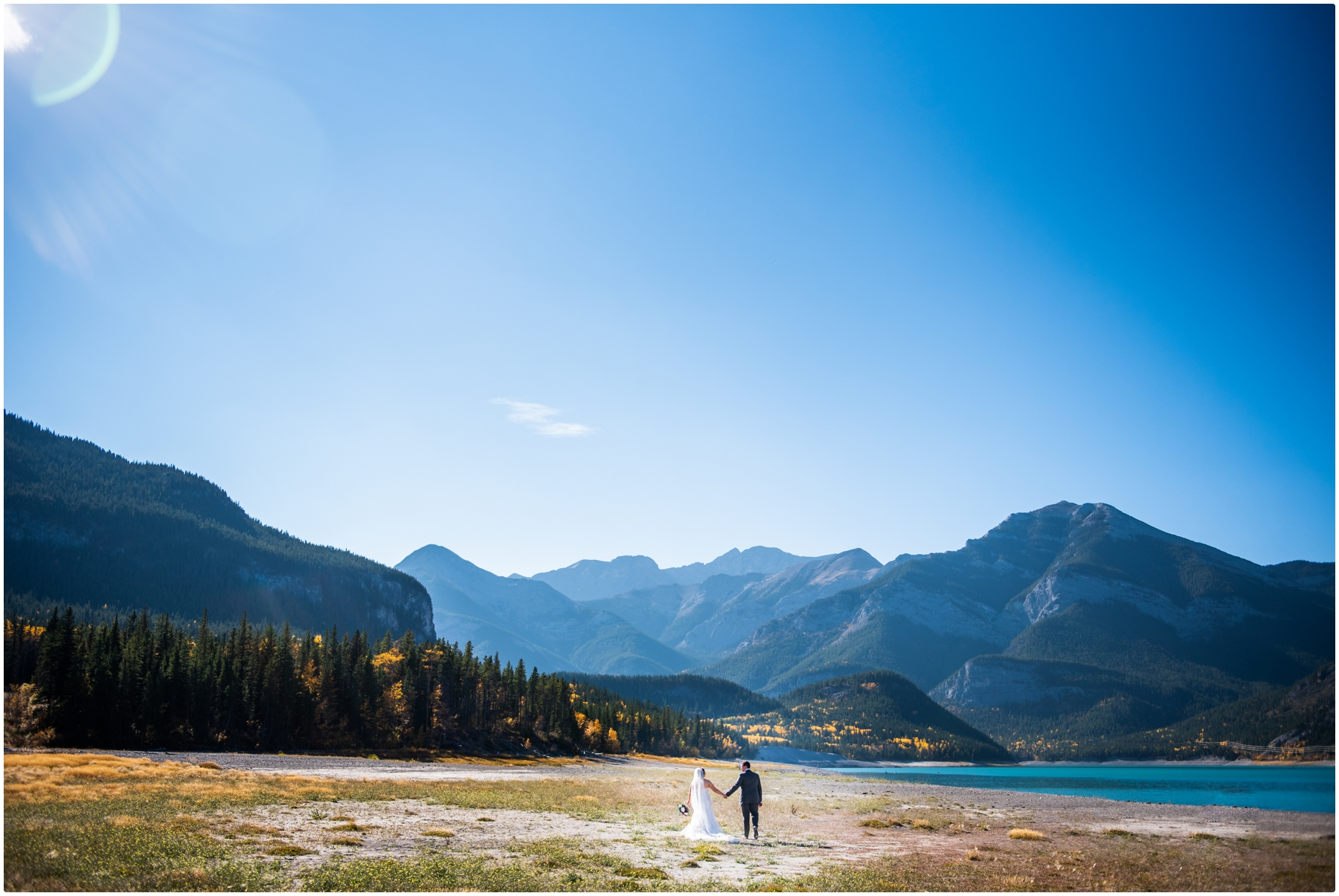 Canmore Wedding Photographer- Rocky Mountain Intimate Elopement