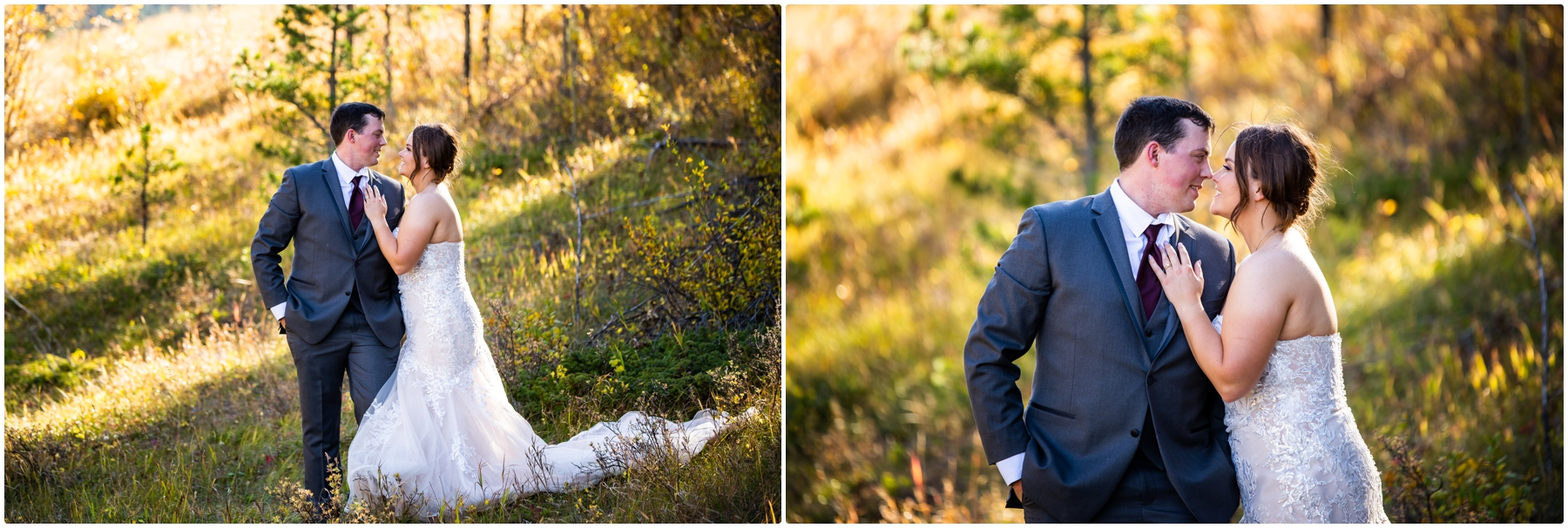 Canmore Wedding Photographers- Rocky Mountain Intimate Elopement Photographers