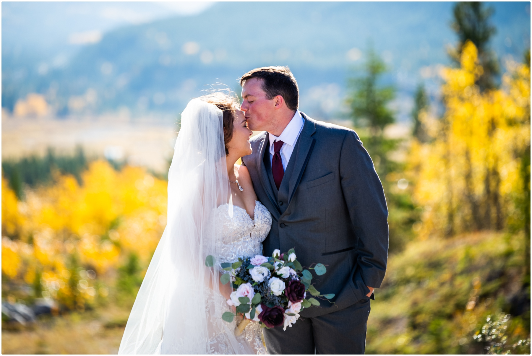 Canmore Wedding Photographers- Rocky Mountain Intimate Elopement