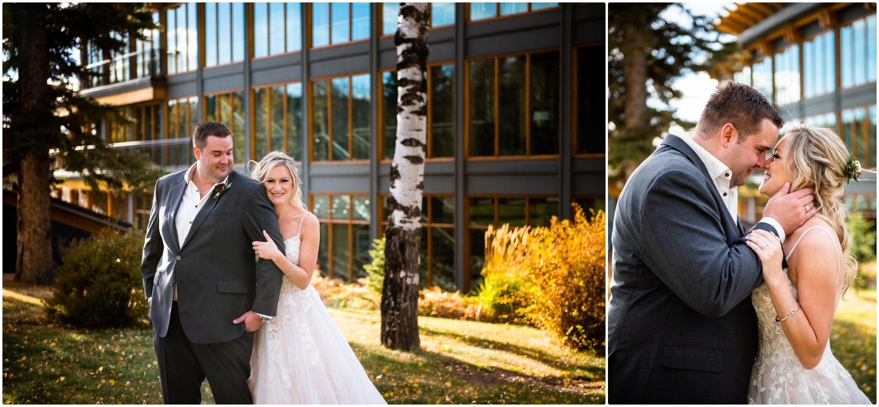 Fall Azuridge Wedding - Calgary Wedding Photographers