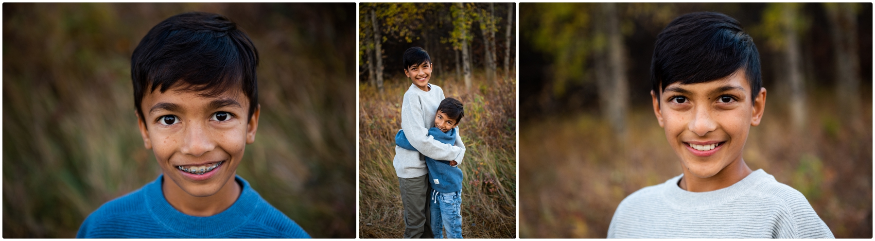 Fall Family Photography- Calgary Edworthy Park