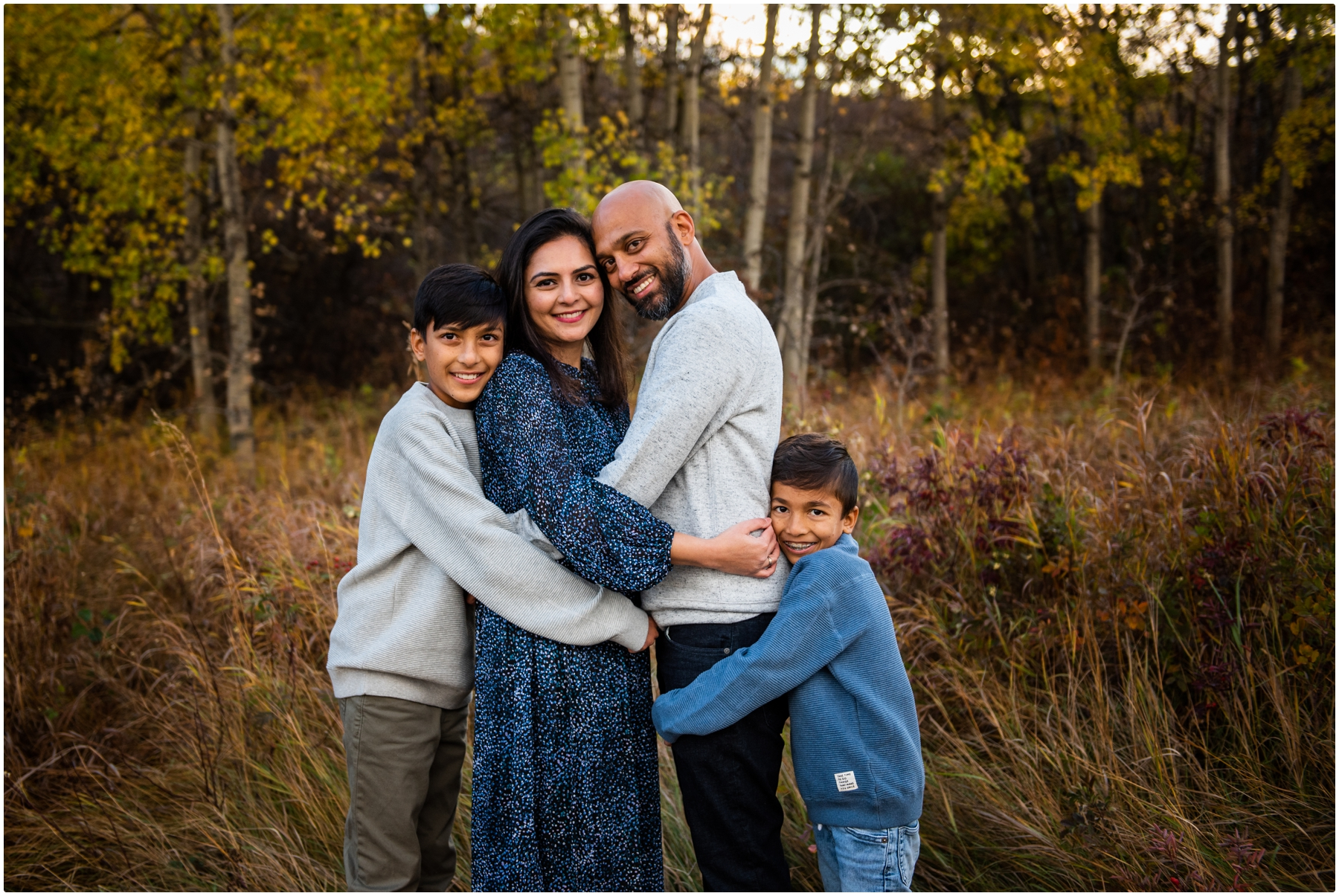 Fall Family Photos- Edworthy Park