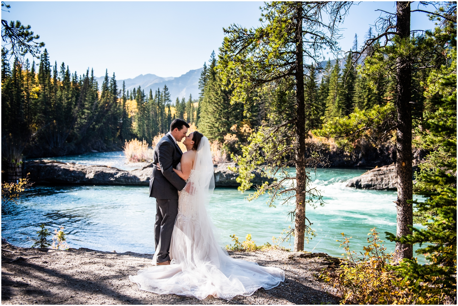 Kananaskis Intimate Elopment Photographer