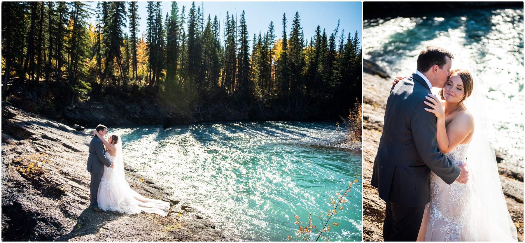 Kananaskis Intimate Elopement Photography