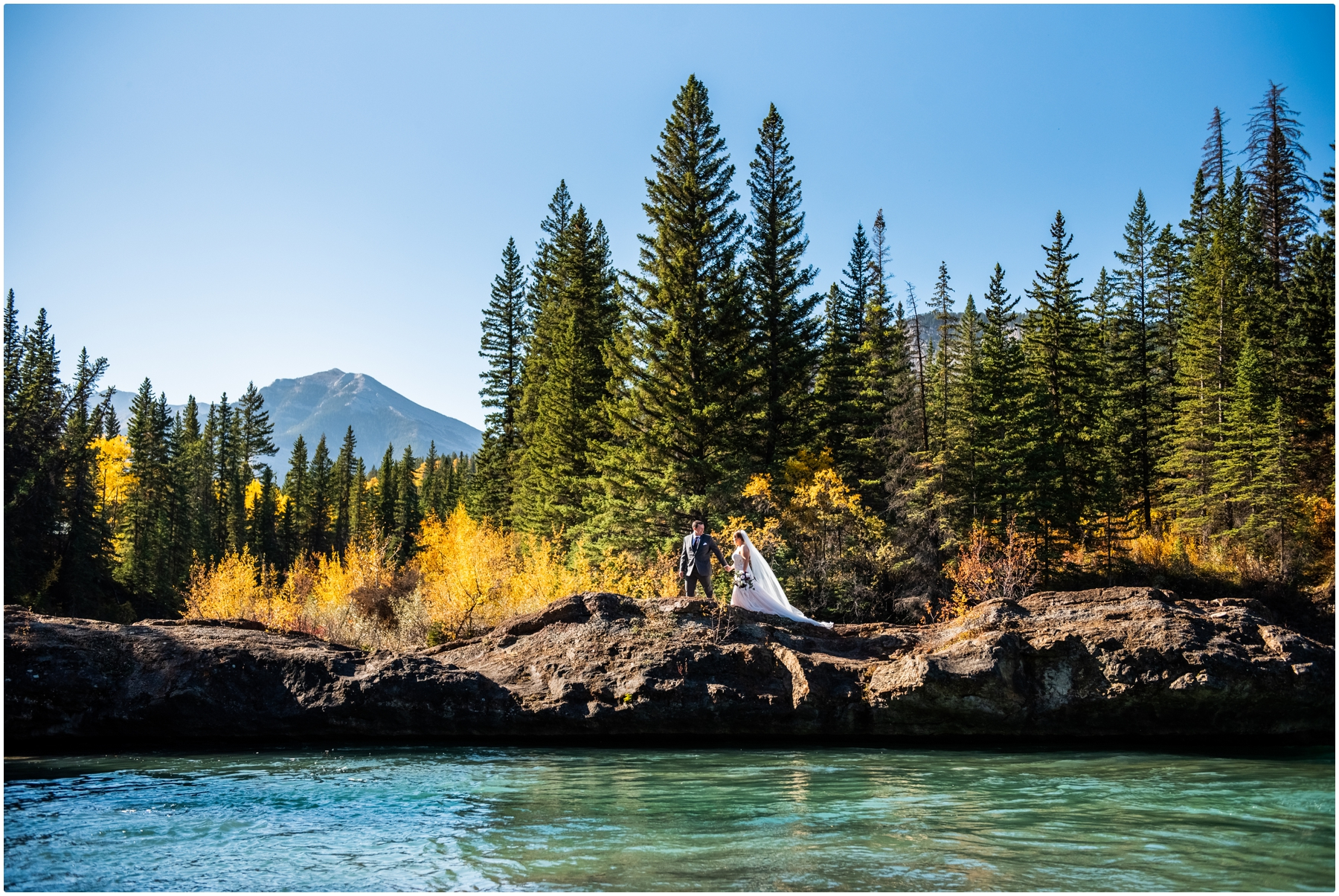 Kananaskis Intimate Elopement