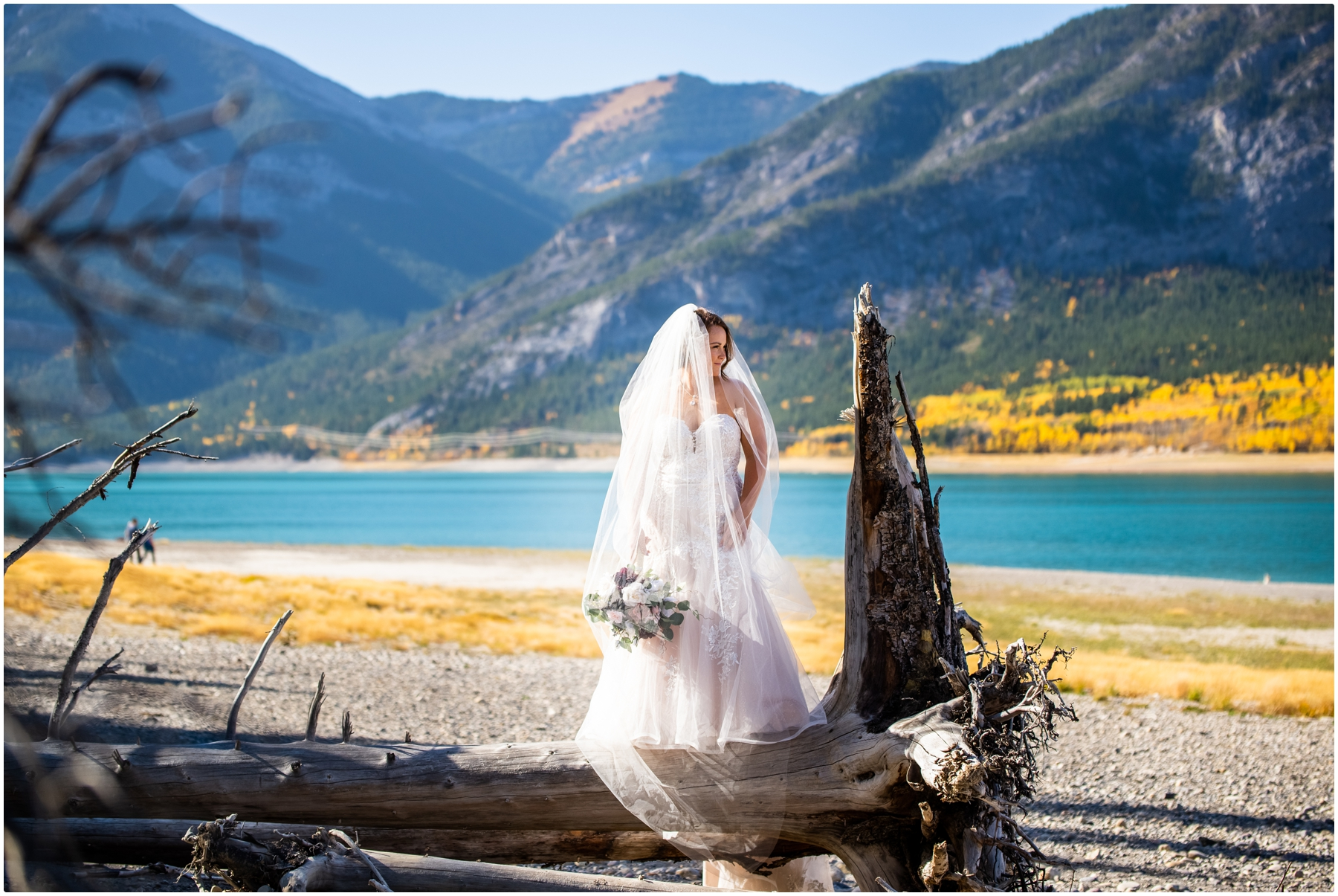 Rocky Mountain Intimate Elopement Photographer