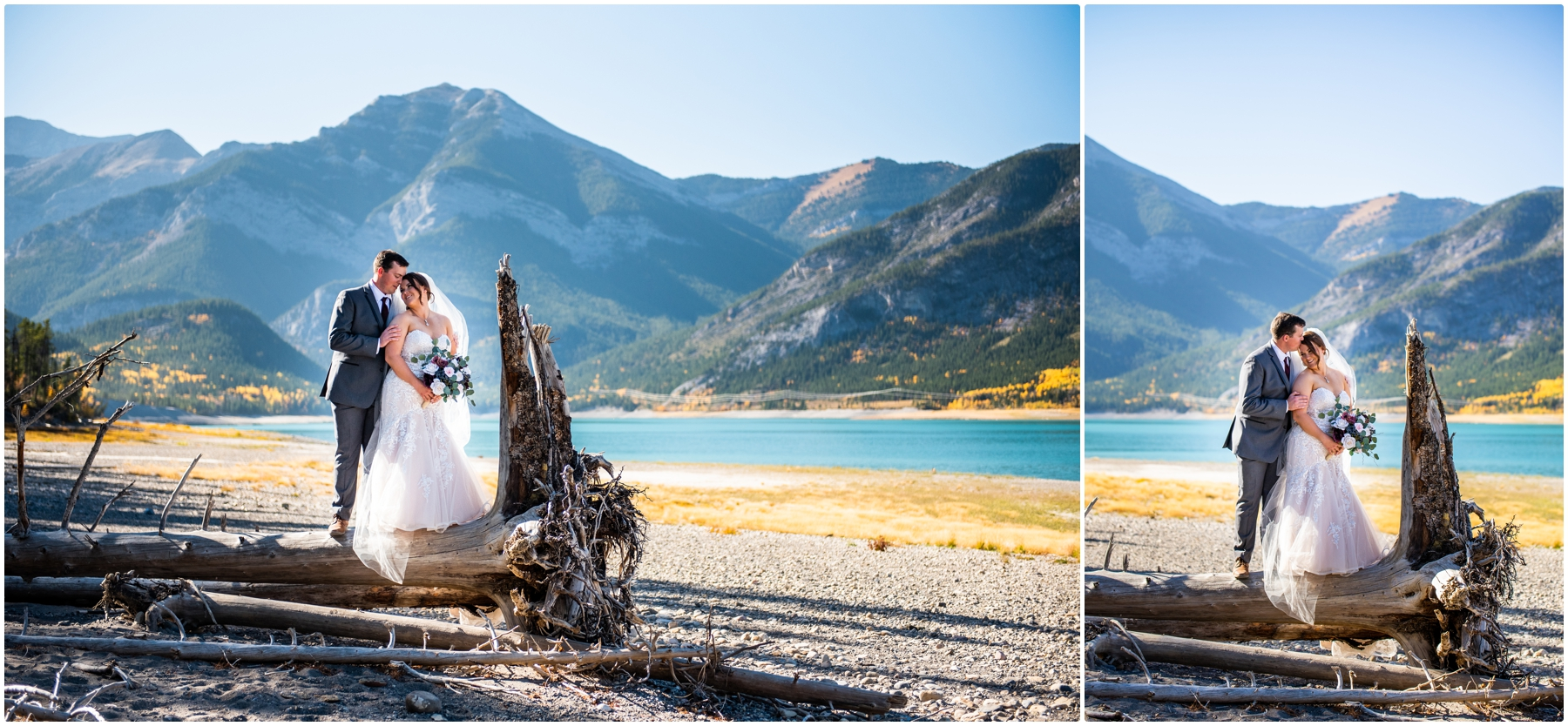 Rocky Mountain Intimate Elopement Photographers