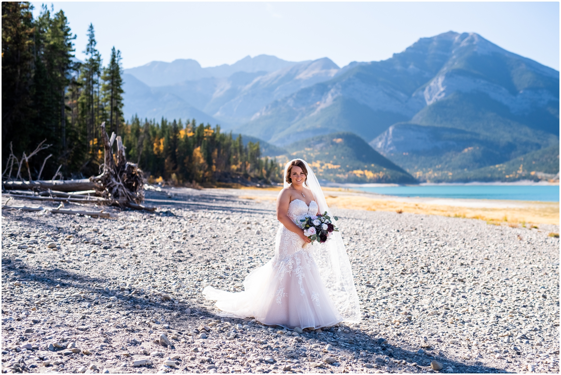 Rocky Mountain Intimate Elopement Photos