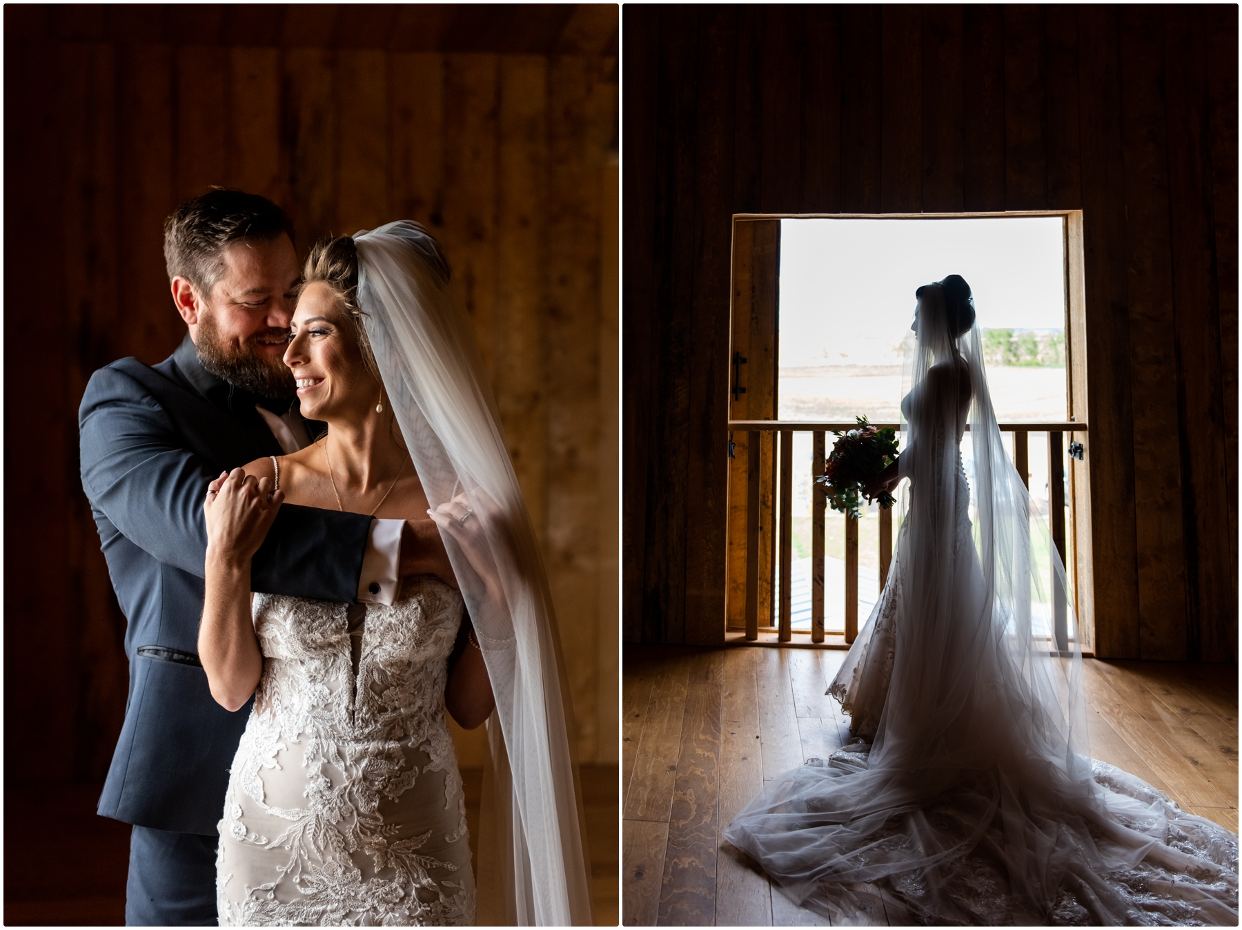 Sweet Haven Barn Wedding