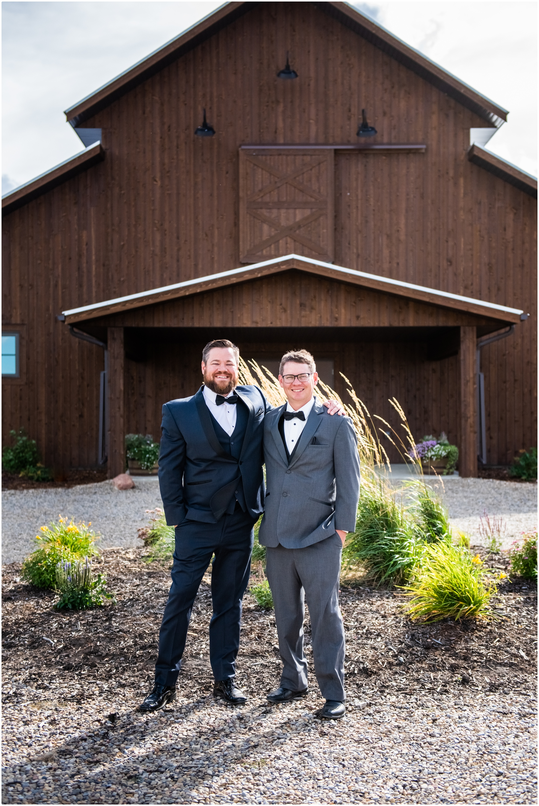 Wedding Party Photography - Sweet Haven Barn