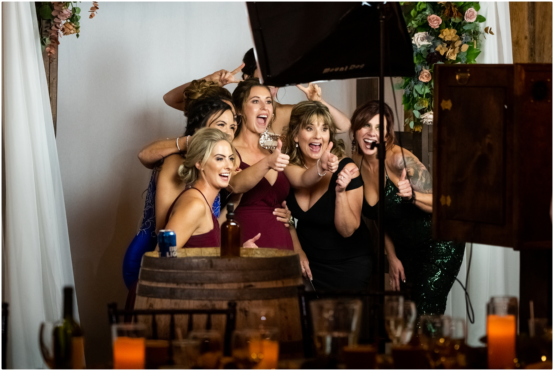 Wedding Reception Parties Photography- Sweet Haven Barn Alberta
