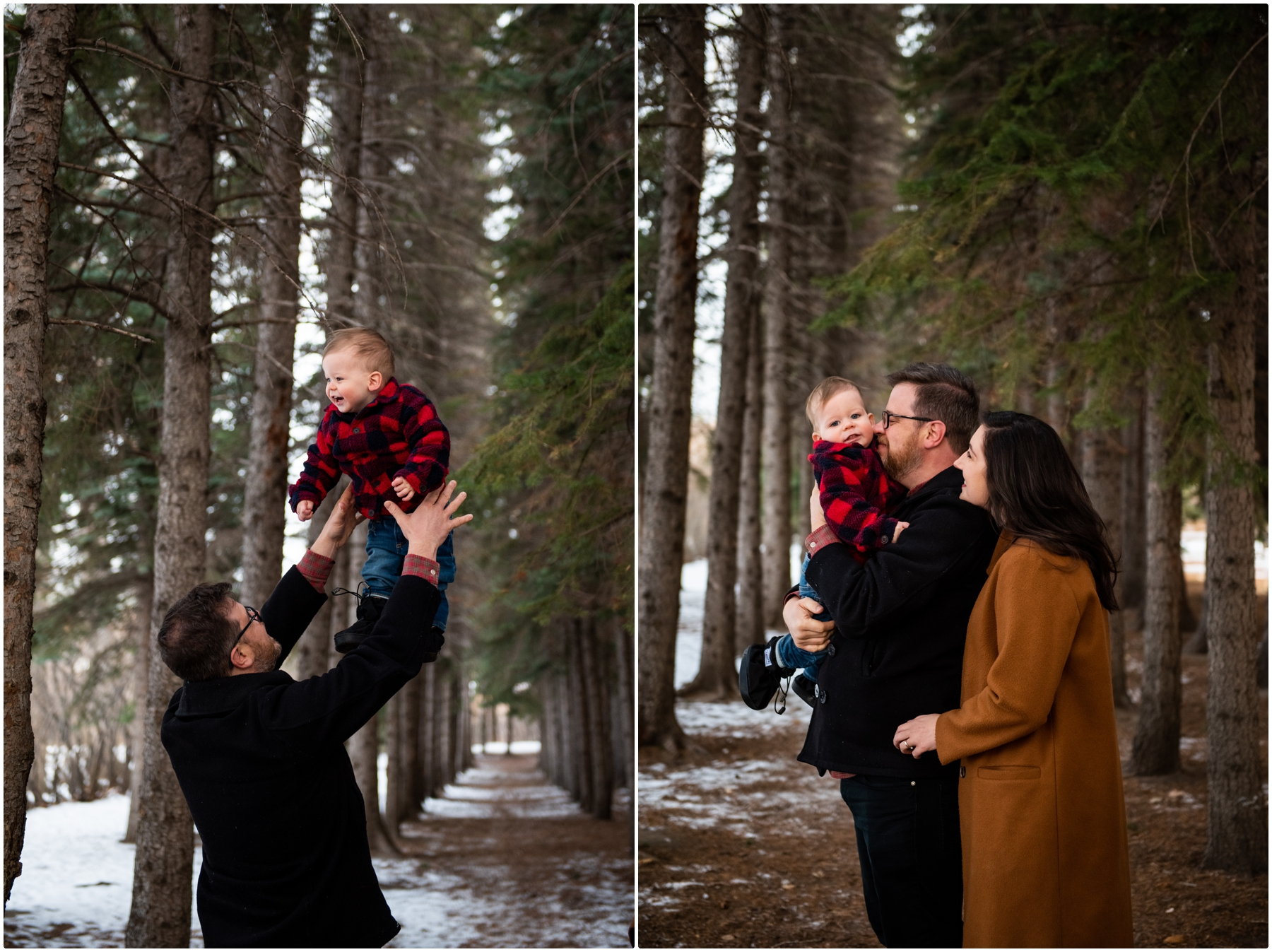 Calgary Edworthy Park Family Photography