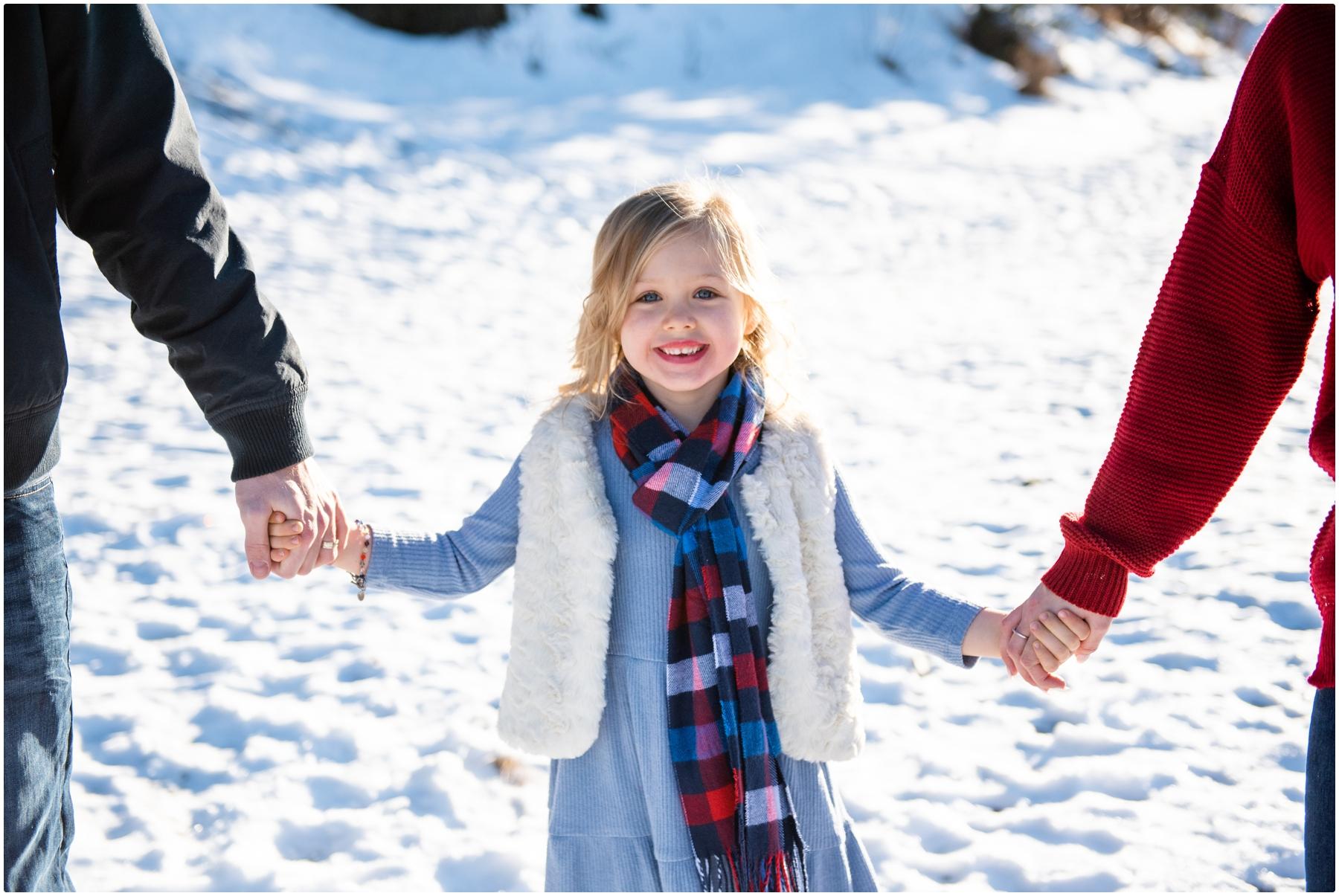 Calgary Winter Family Photographer