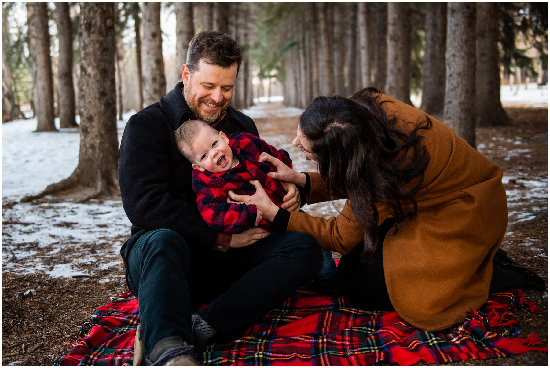 Edworthy Park Family Photographer Calgary