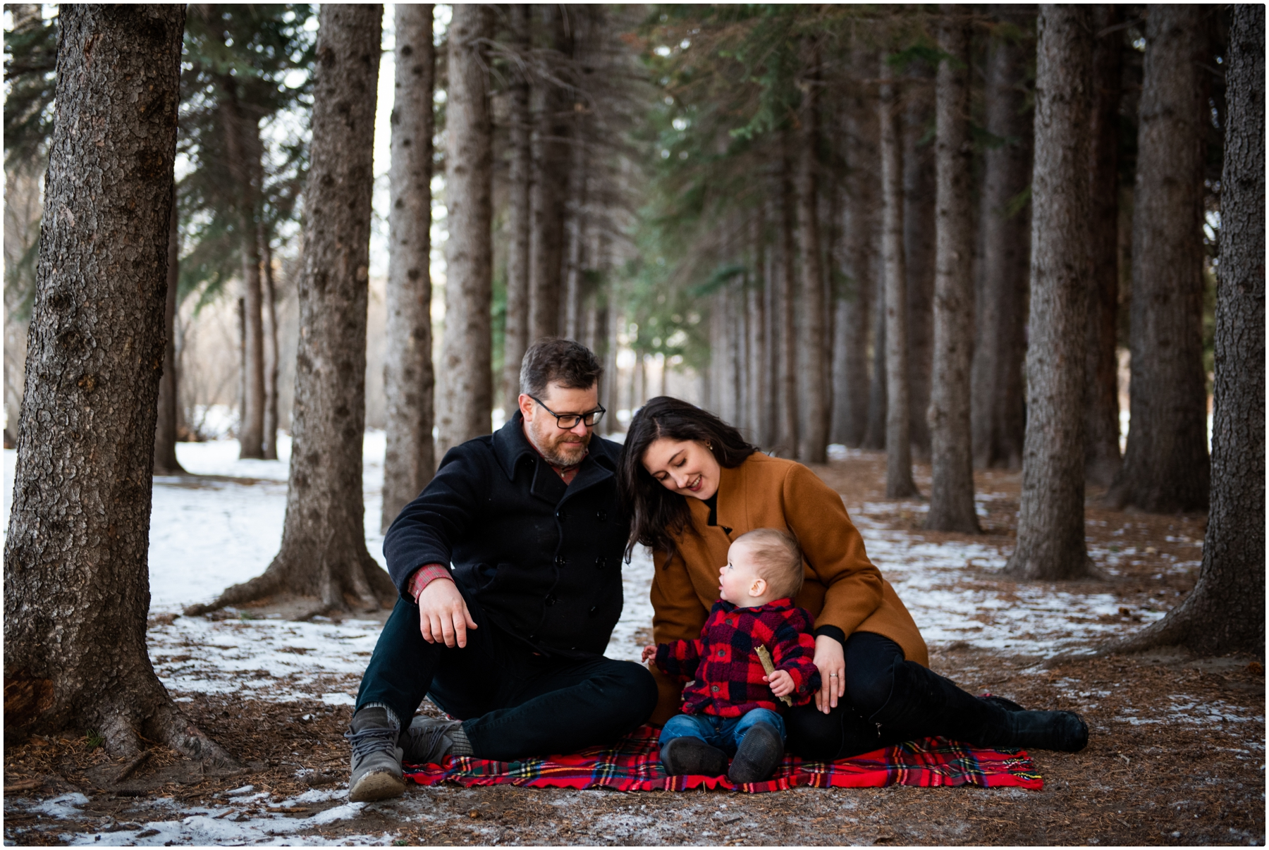Edworthy Park Family Photography Calgary