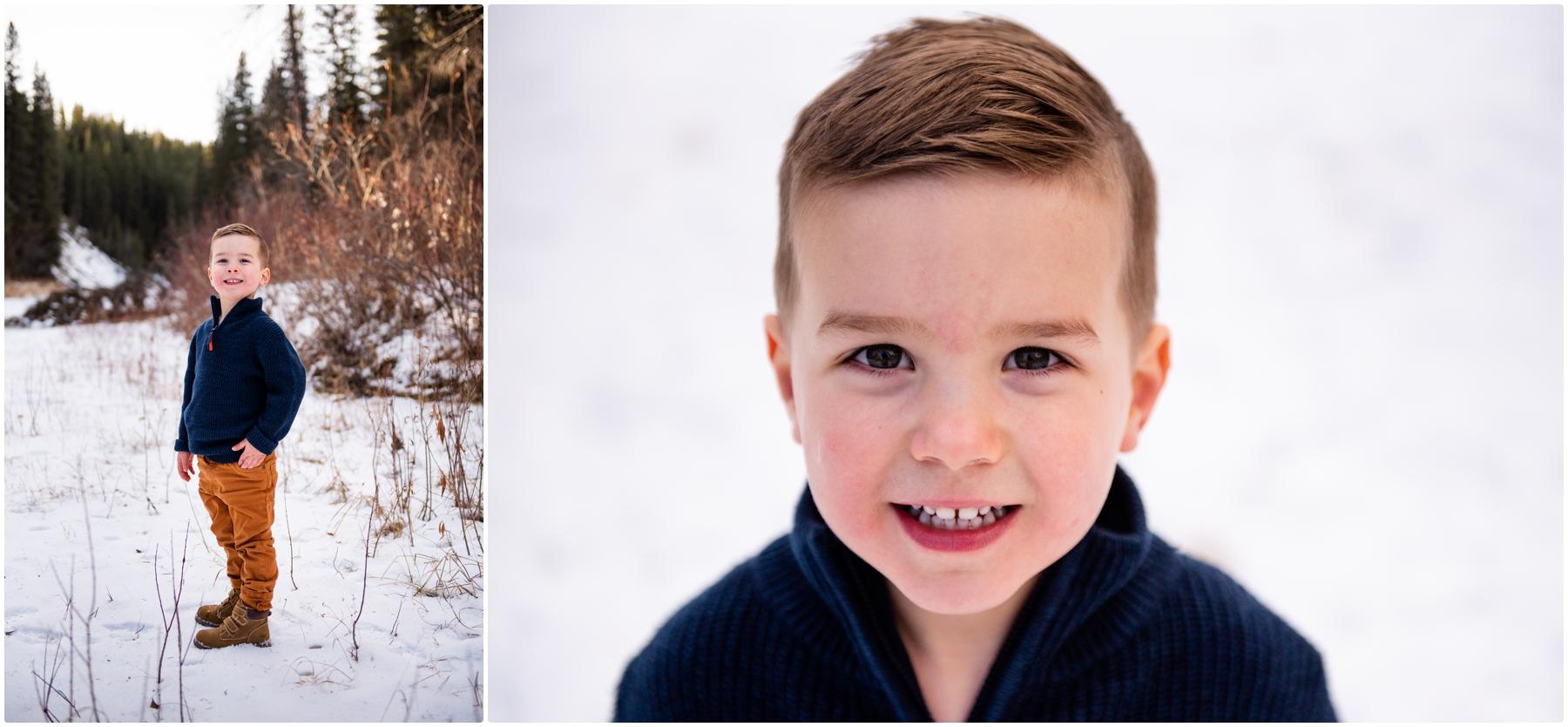 Calgary Family Photographers - Shannon Terrace Fish Creek Park