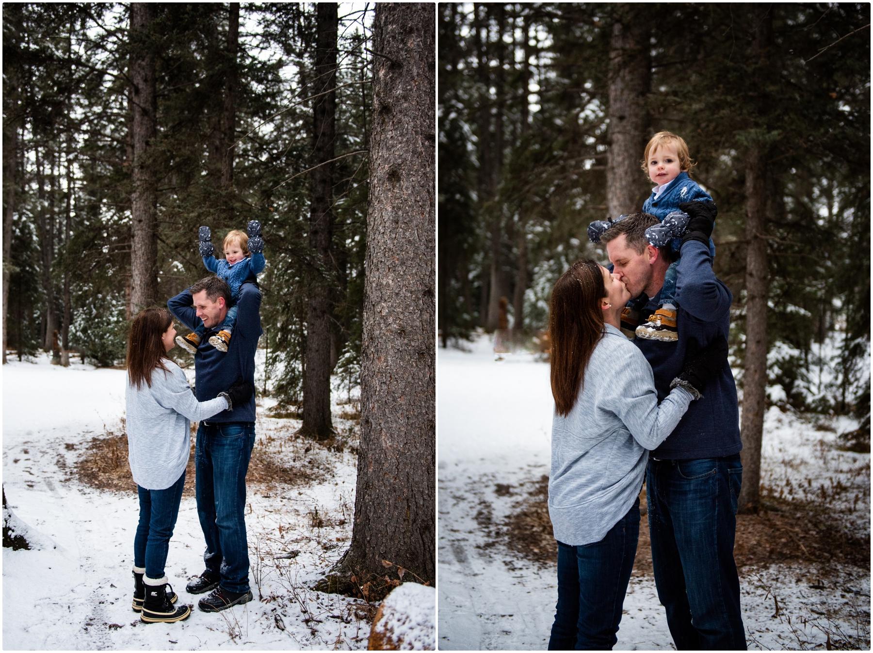 Family Photographers Calgary Ab - Shannon Terrace Fish Creek Park