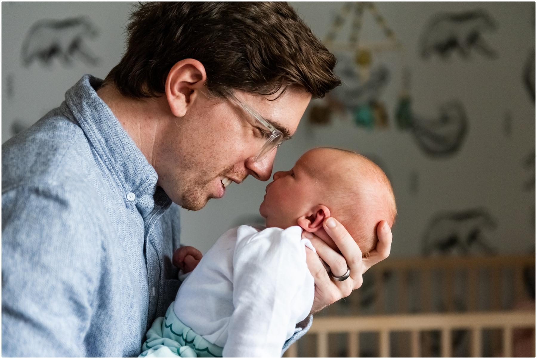 Calgary Lifestyle Newborn In Home Photographer
