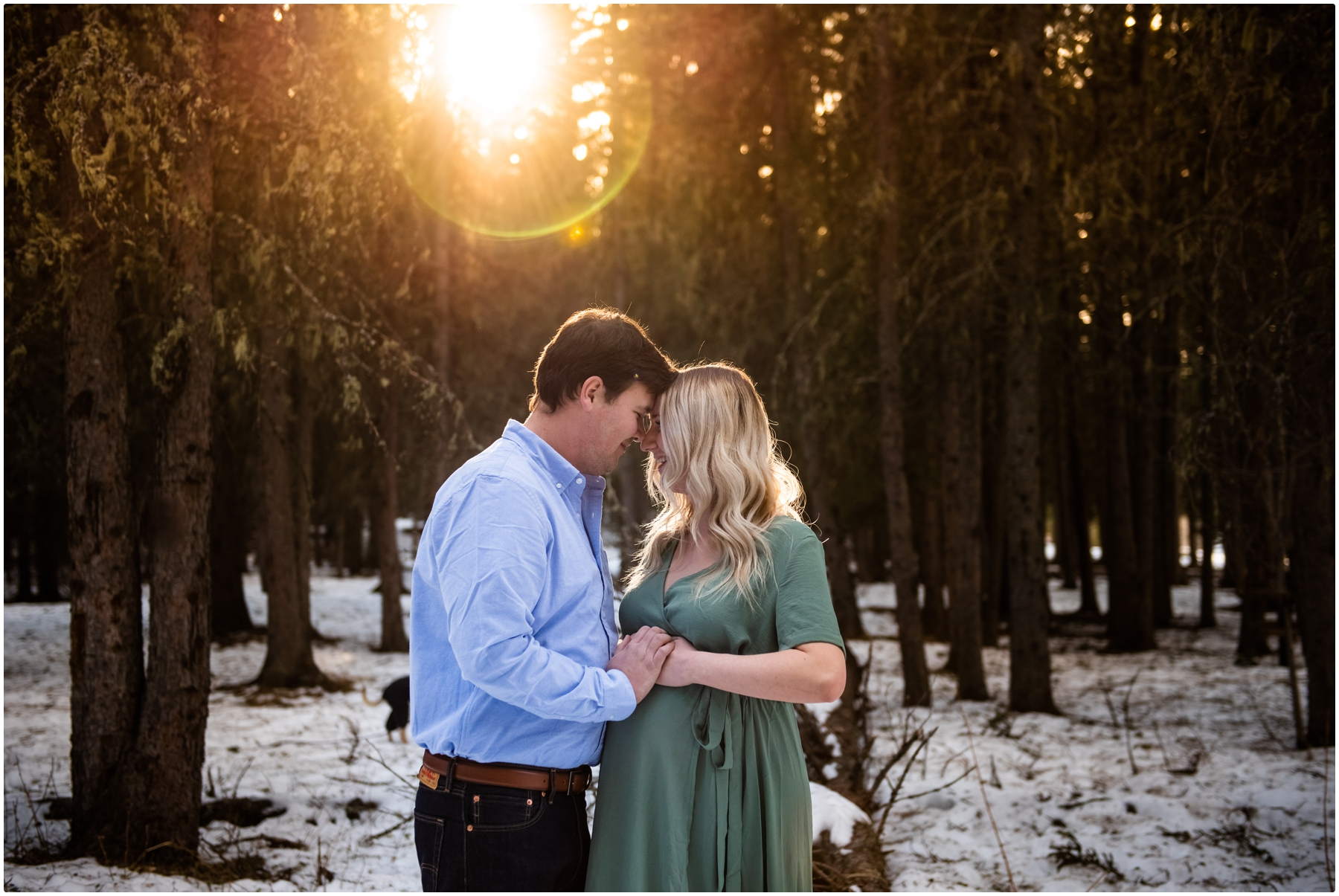 Kananaskis Maternity Photographer - Bragg Creek