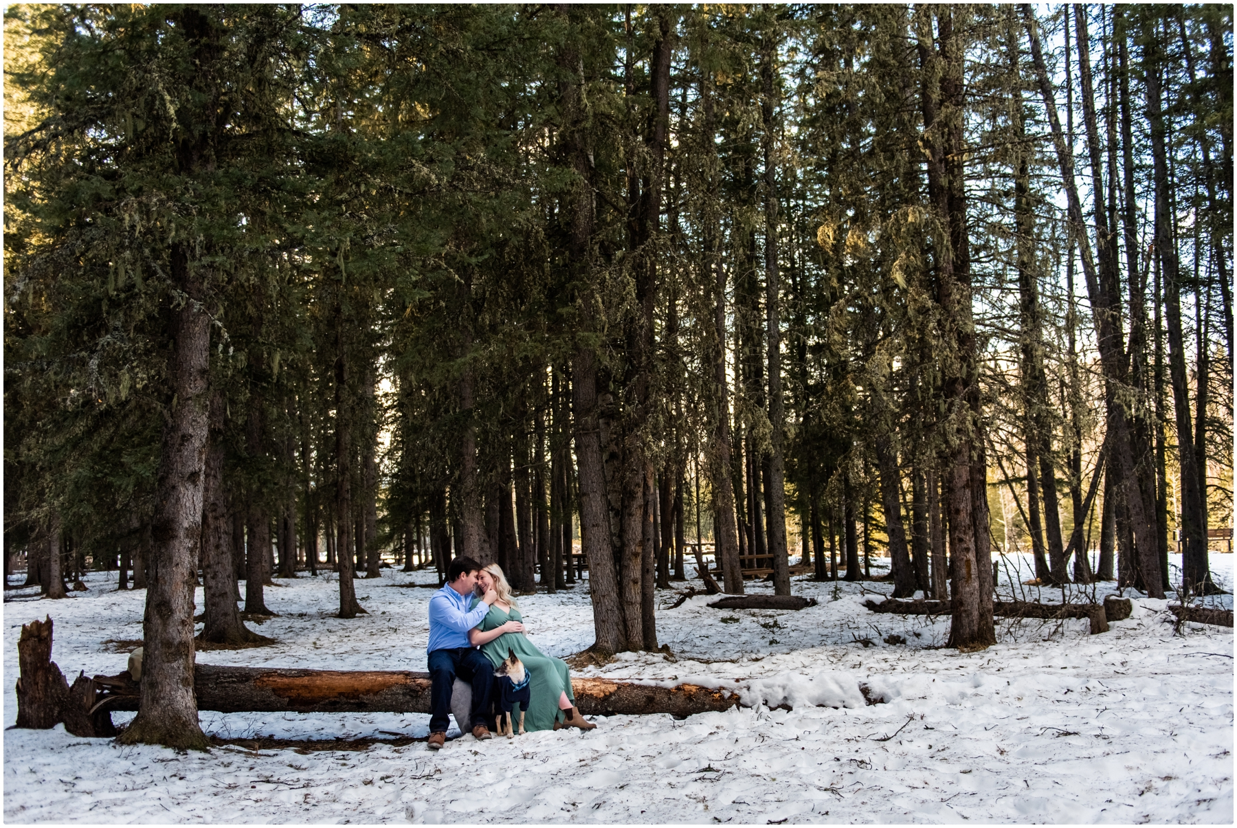 Kananaskis Maternity Photographers - Bragg Creek