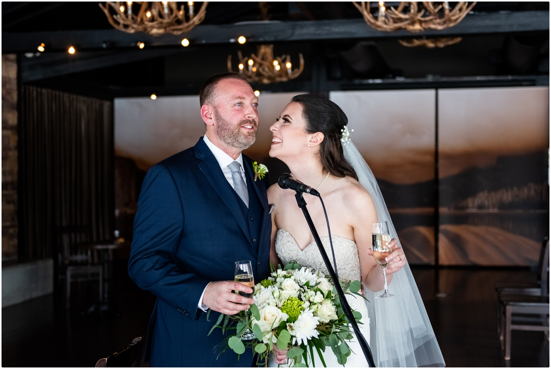 Calgary AB Wedding Ceremony Photographer - The Lake House Restaurant