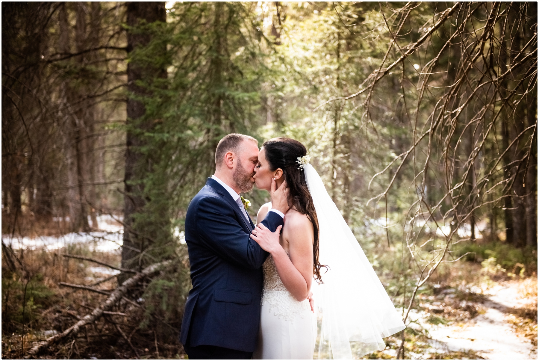 Calgary Alberta Fishcreek Park Wedding Photographers