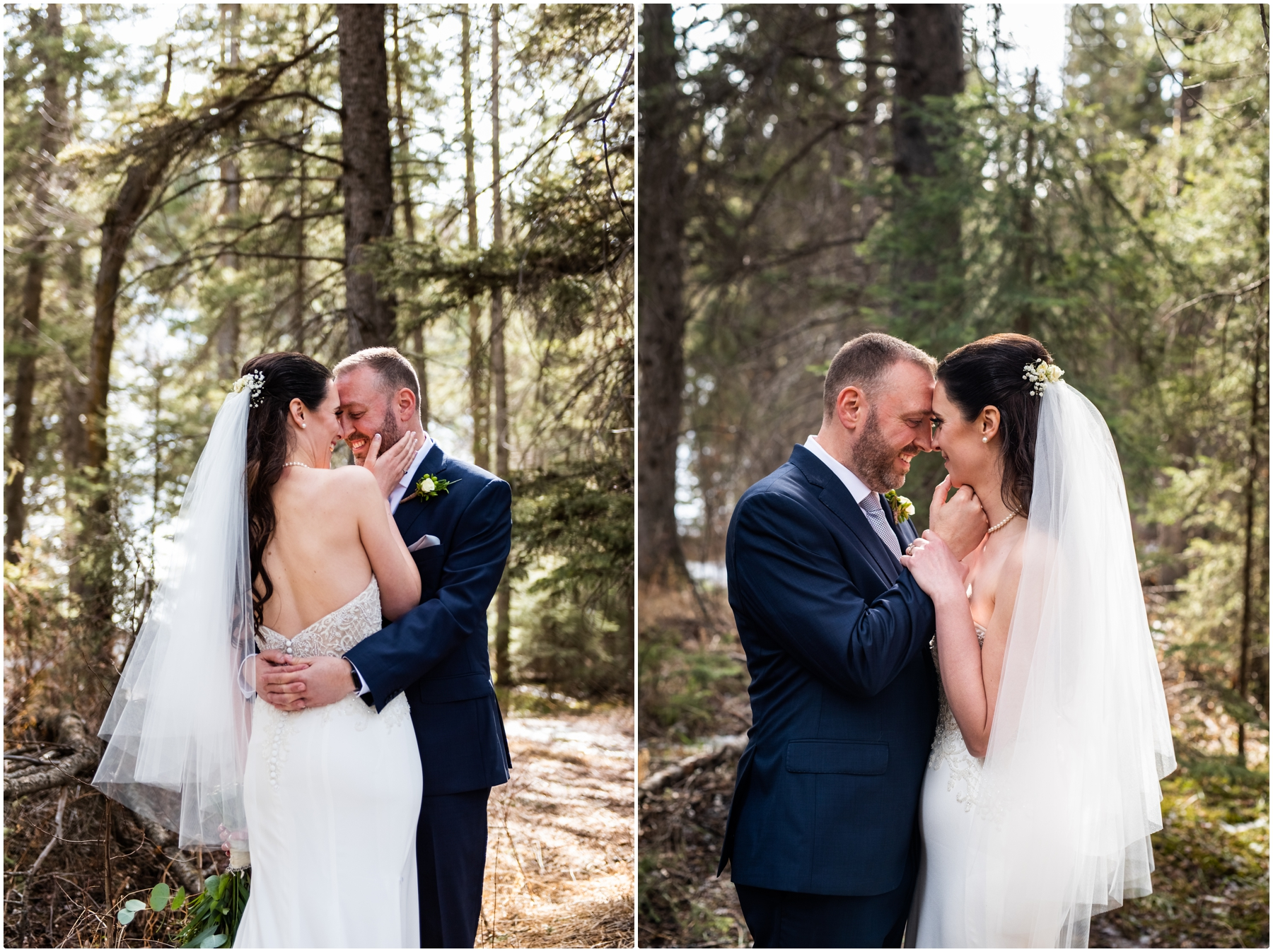 Calgary Fishcreek Park Wedding Photographers