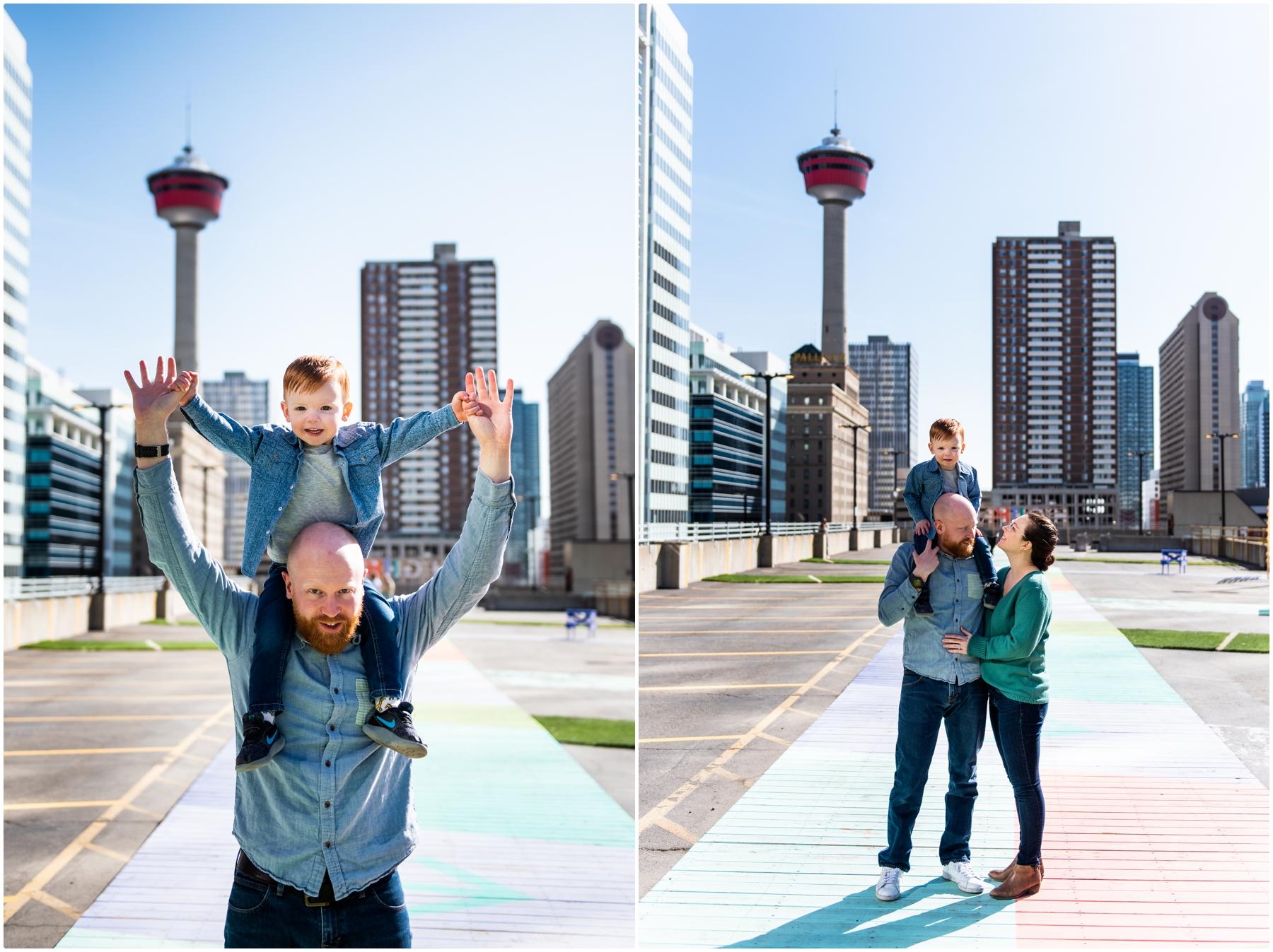 Calgary High Park Family Photographer