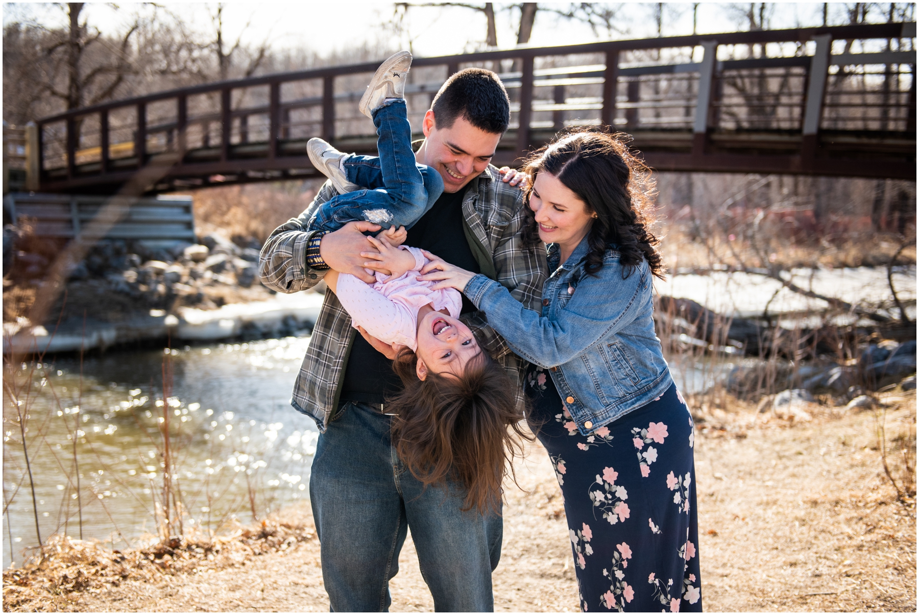 Calgary Spring Family Maternity Photographer
