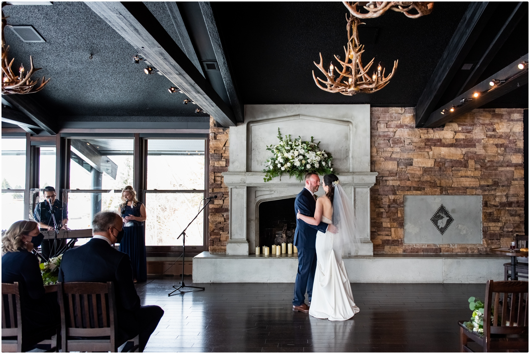 Calgary Wedding Photography - The Lake House