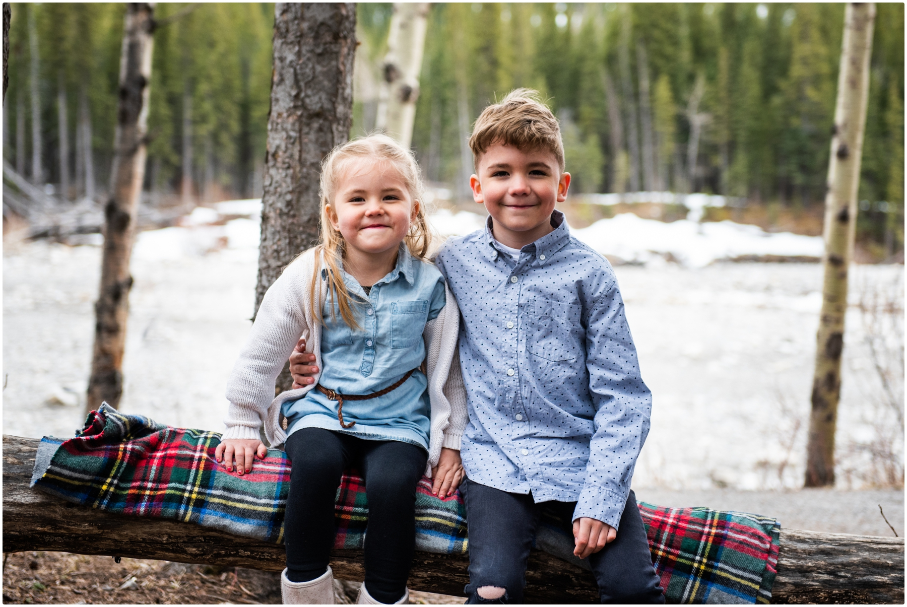 Kananaskis Family Photographer