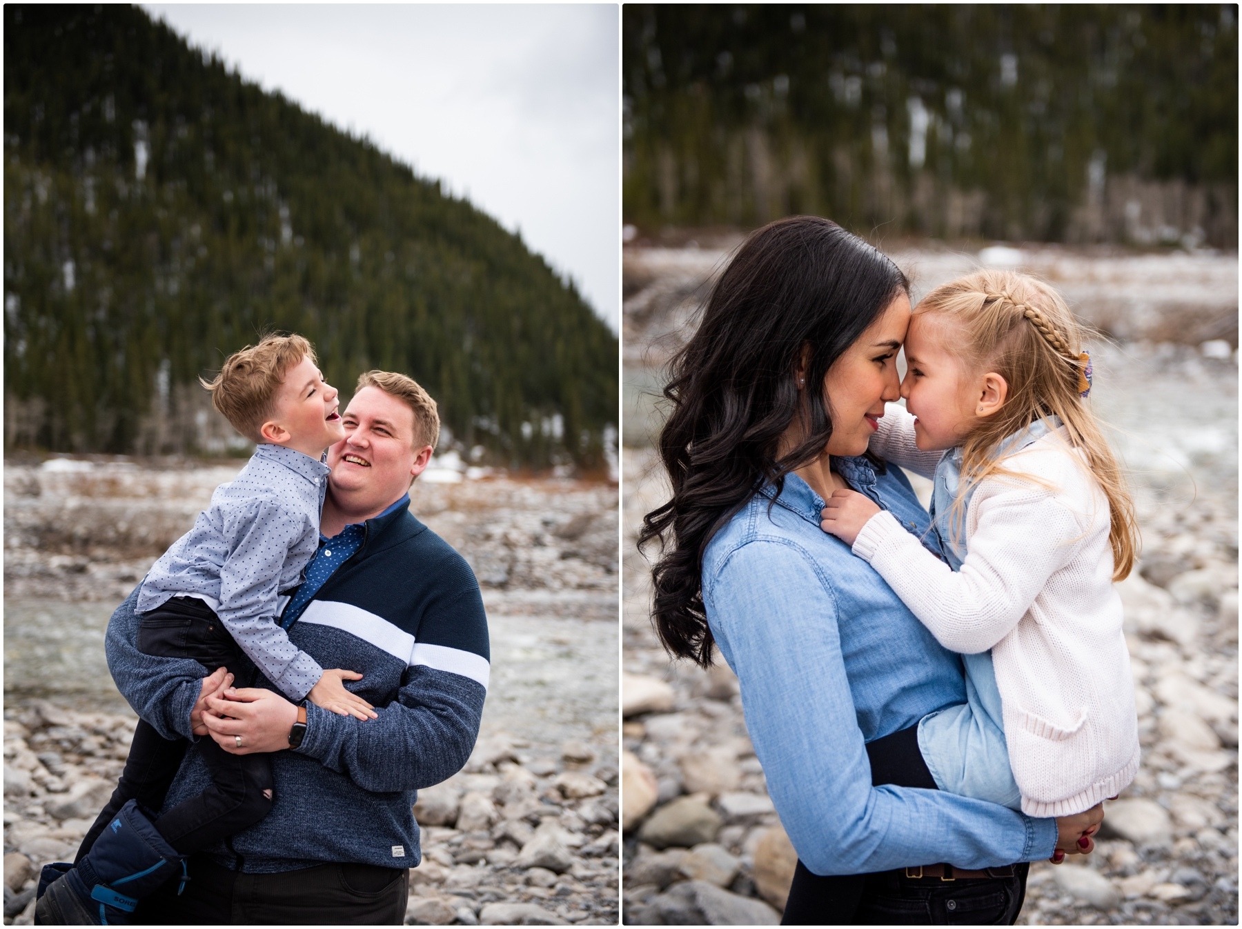 Kananaskis Family Session