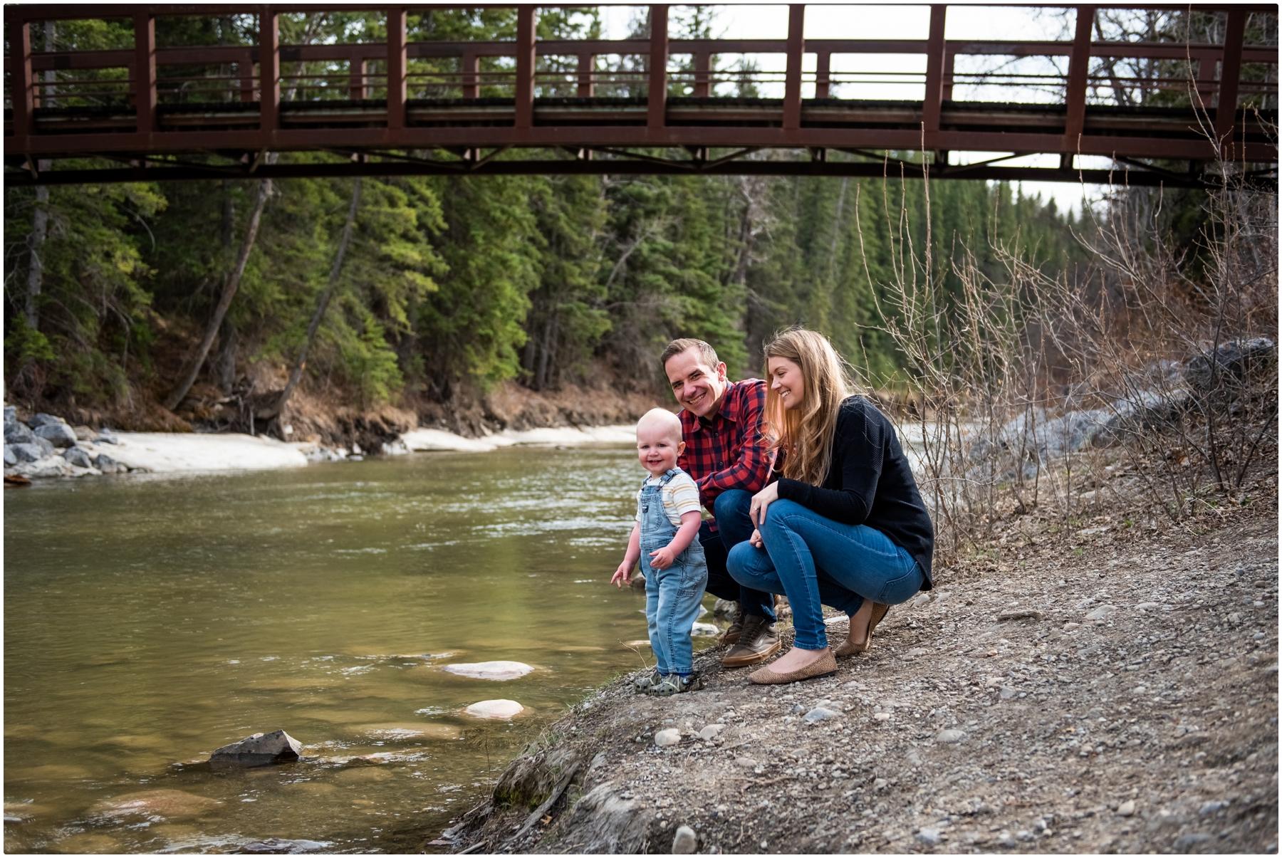 Calgary Family Photographer Fishcreek Park