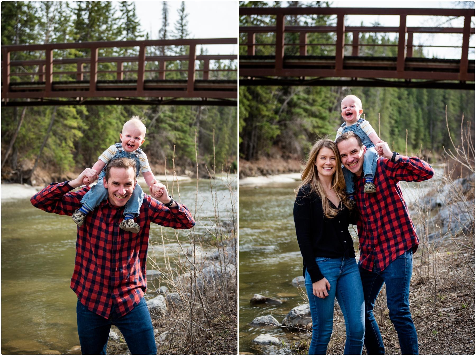 Calgary Family Photographers Fishcreek Park