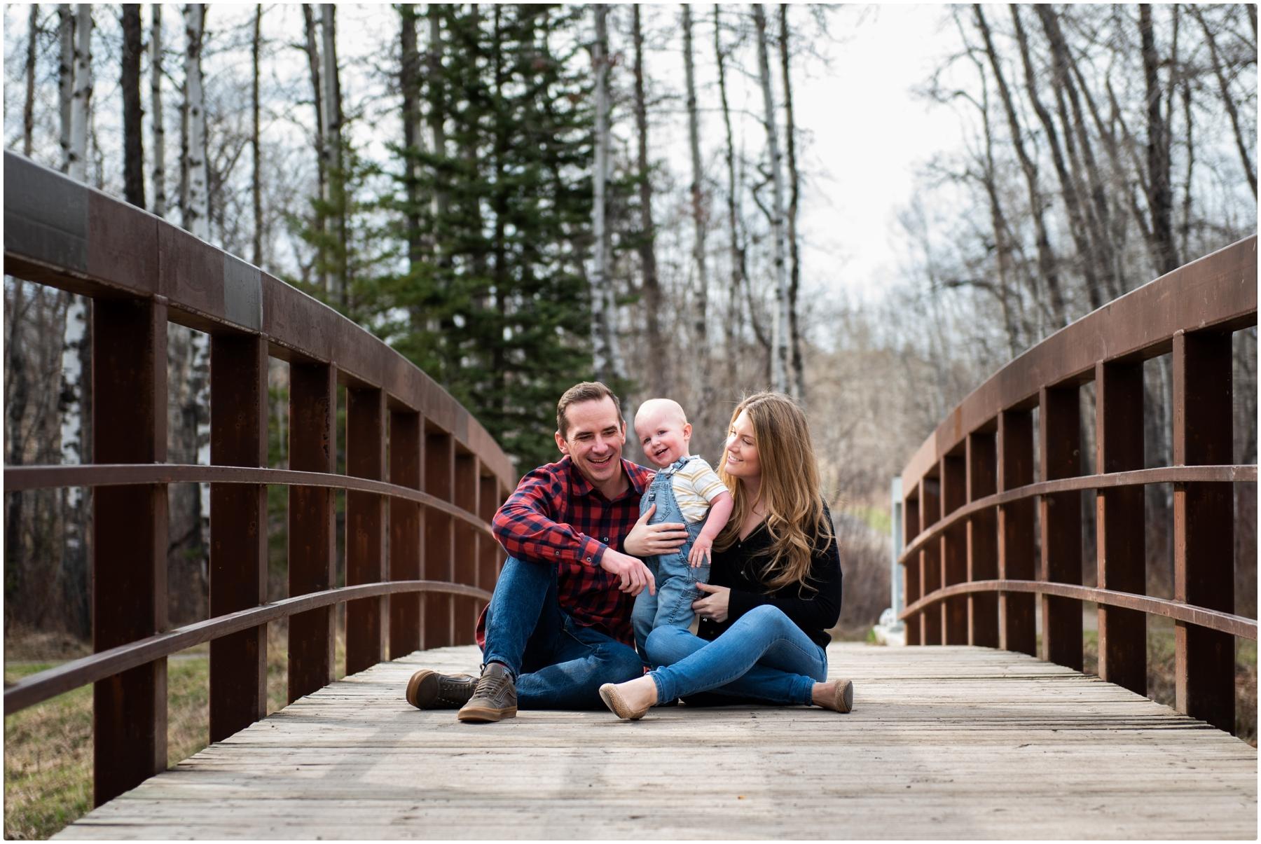 Calgary Family Photography Fishcreek Park