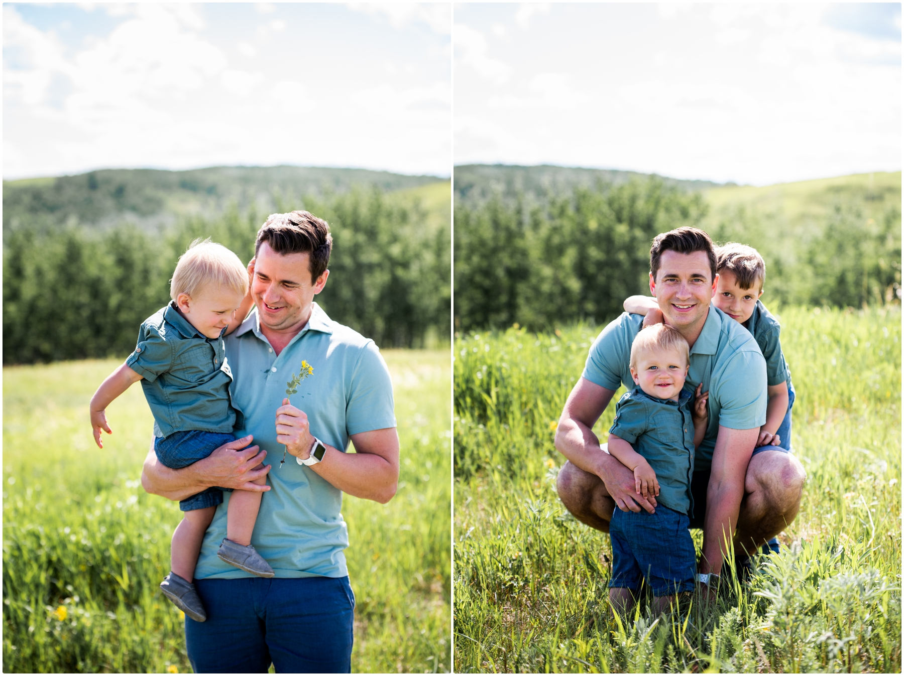 Anne & Sandy Cross Conservatory Family Photographer Calgary
