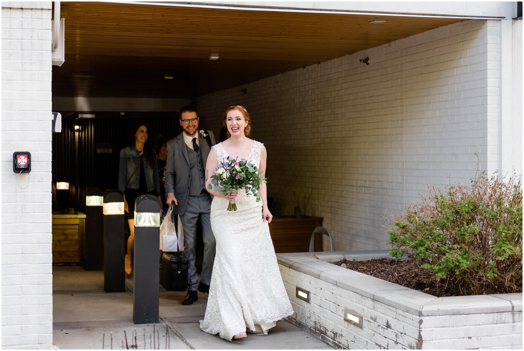 Calgary Covid Wedding Photos
