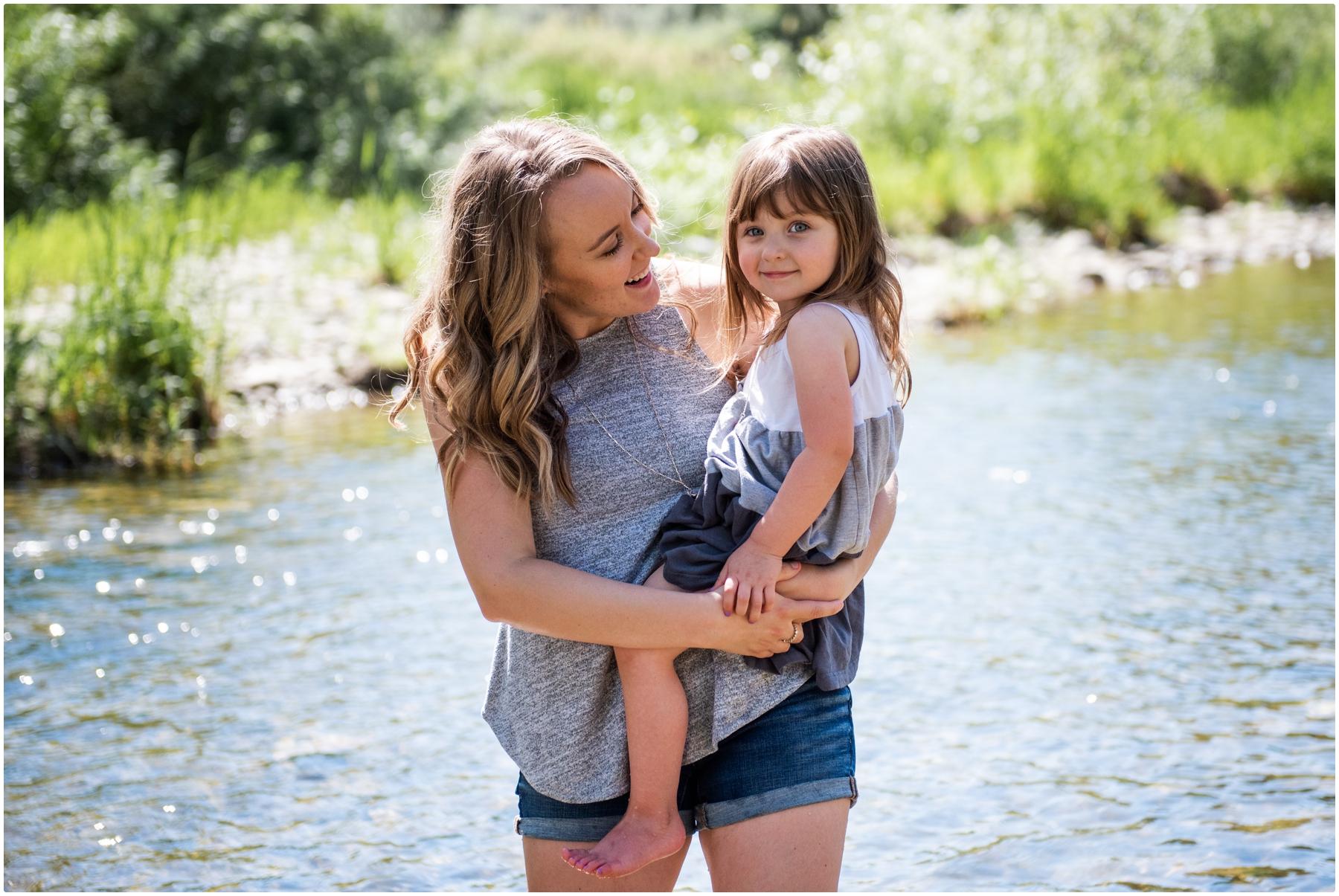 Calgary Fish Creek Family Photos