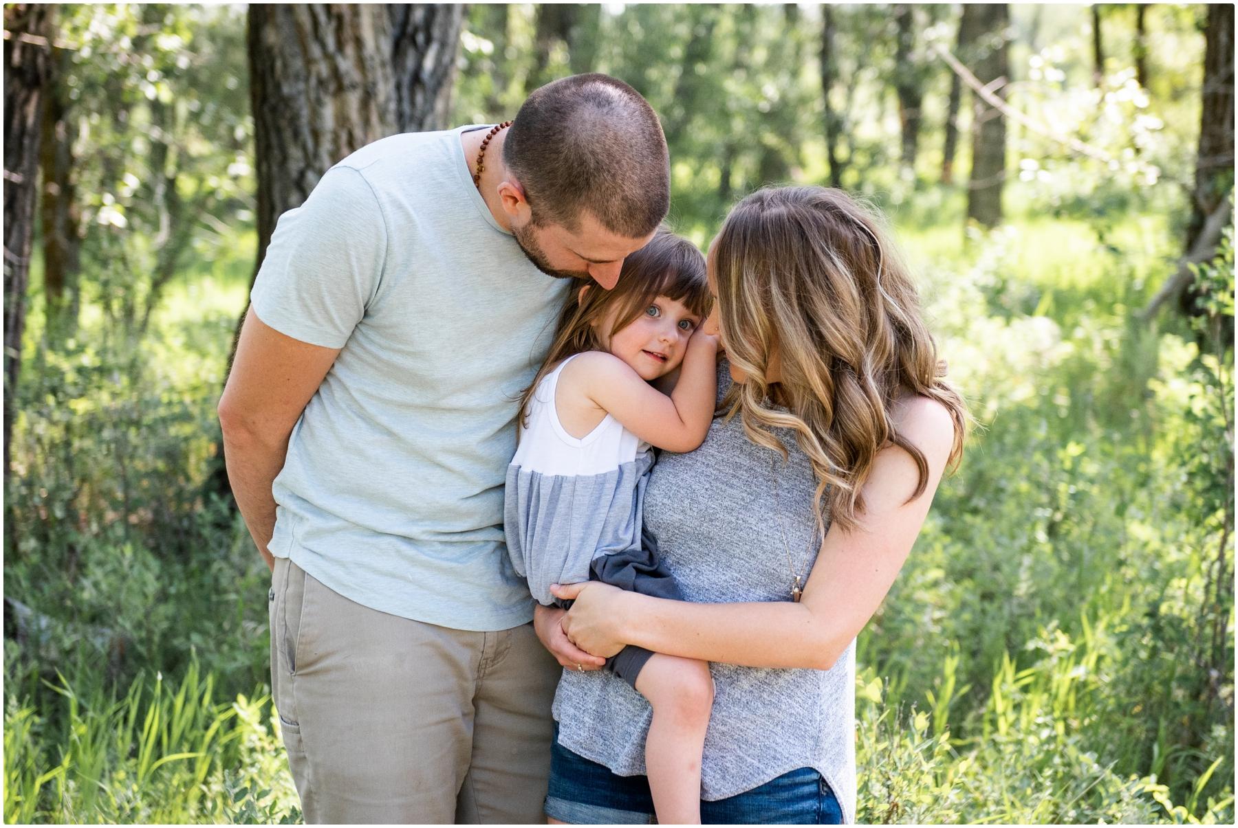 Calgary Hull's Wood Family Photos